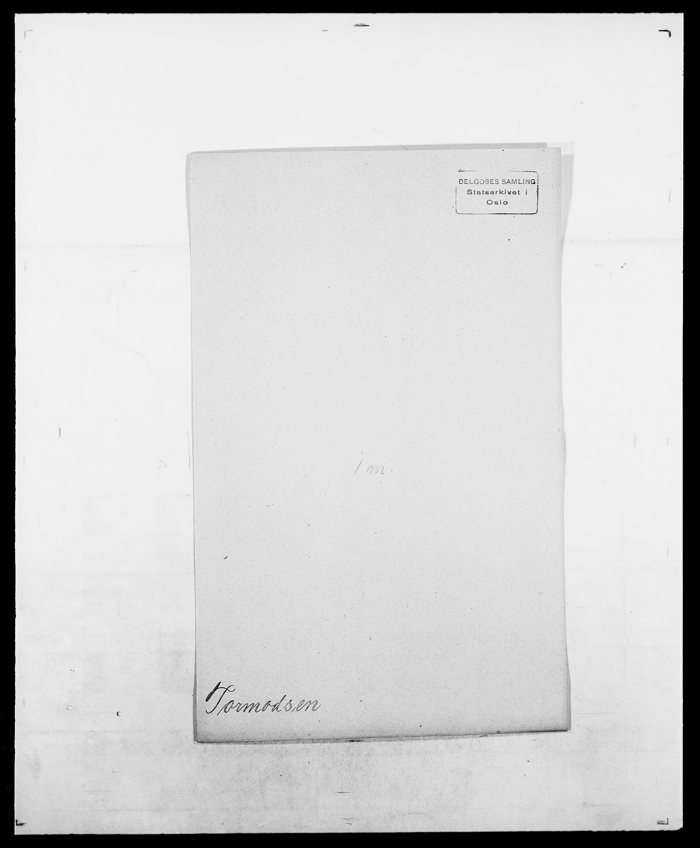 SAO, Delgobe, Charles Antoine - samling, D/Da/L0039: Thorsen - Urup, s. 179