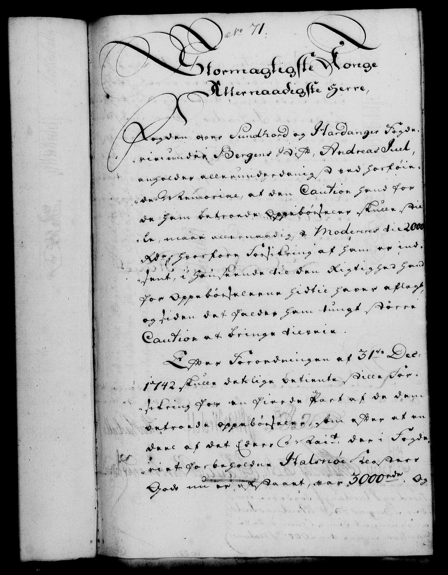 RA, Rentekammeret, Kammerkanselliet, G/Gf/Gfa/L0040: Norsk relasjons- og resolusjonsprotokoll (merket RK 52.40), 1758, s. 406