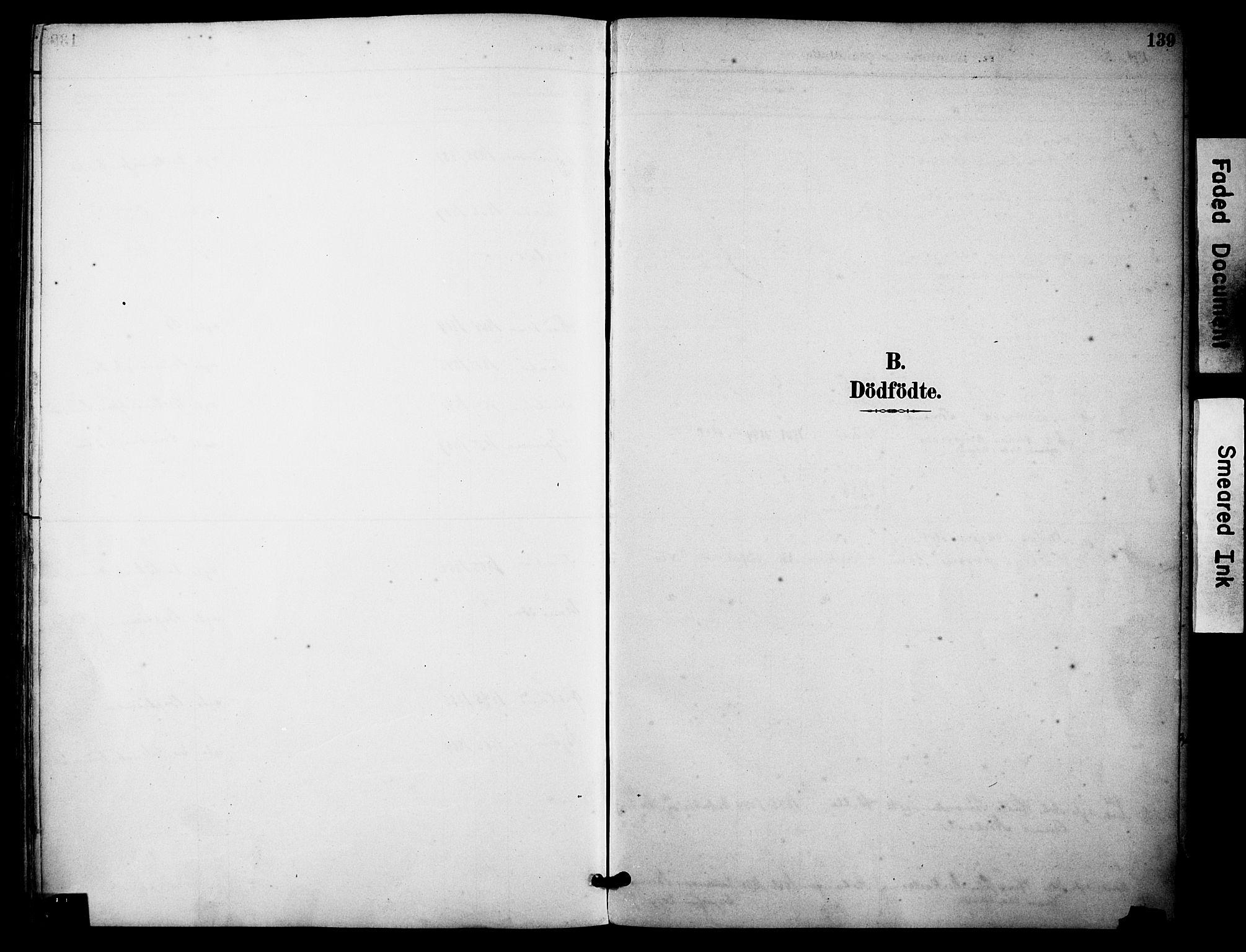 SAKO, Skåtøy kirkebøker, F/Fa/L0002: Ministerialbok nr. I 2, 1884-1899, s. 139