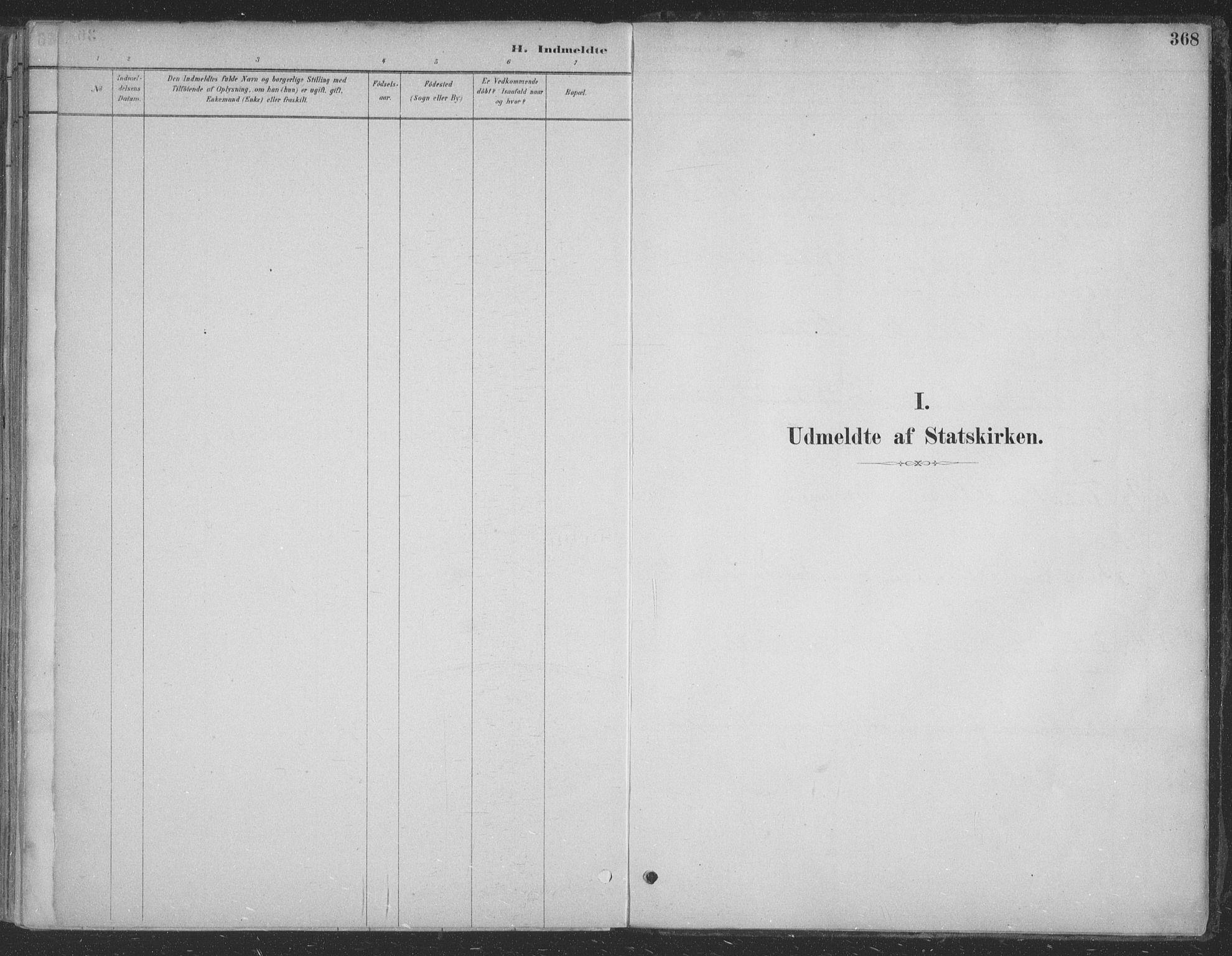 SATØ, Vadsø sokneprestkontor, H/Ha/L0009kirke: Ministerialbok nr. 9, 1881-1917, s. 368