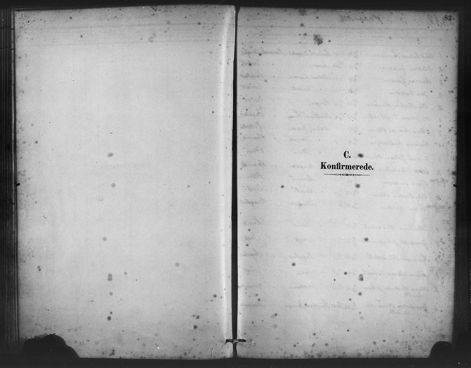SAB, Alversund Sokneprestembete, H/Ha/Haa/Haac/L0001: Ministerialbok nr. C 1, 1882-1900, s. 82