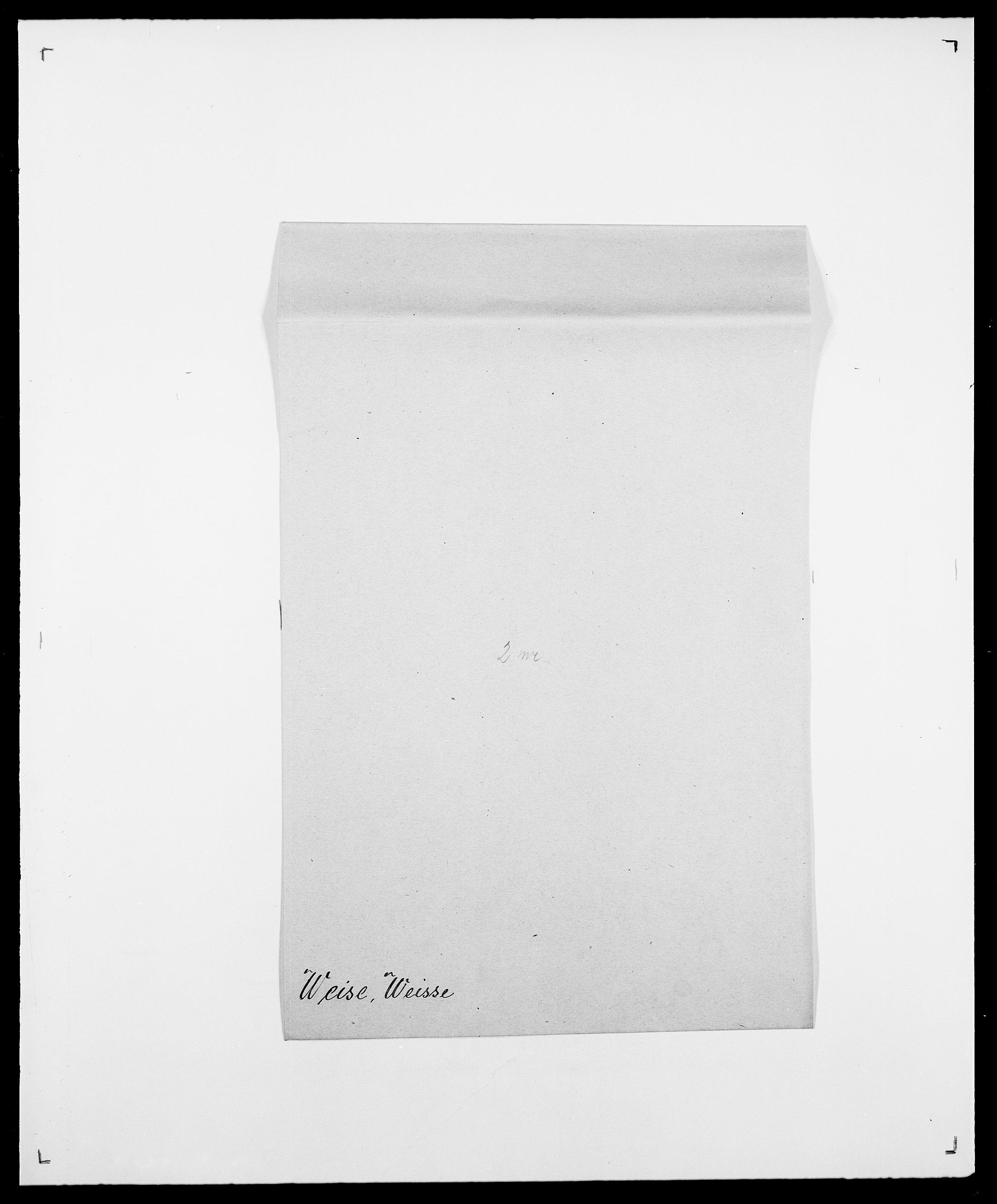SAO, Delgobe, Charles Antoine - samling, D/Da/L0040: Usgaard - Velund, s. 611
