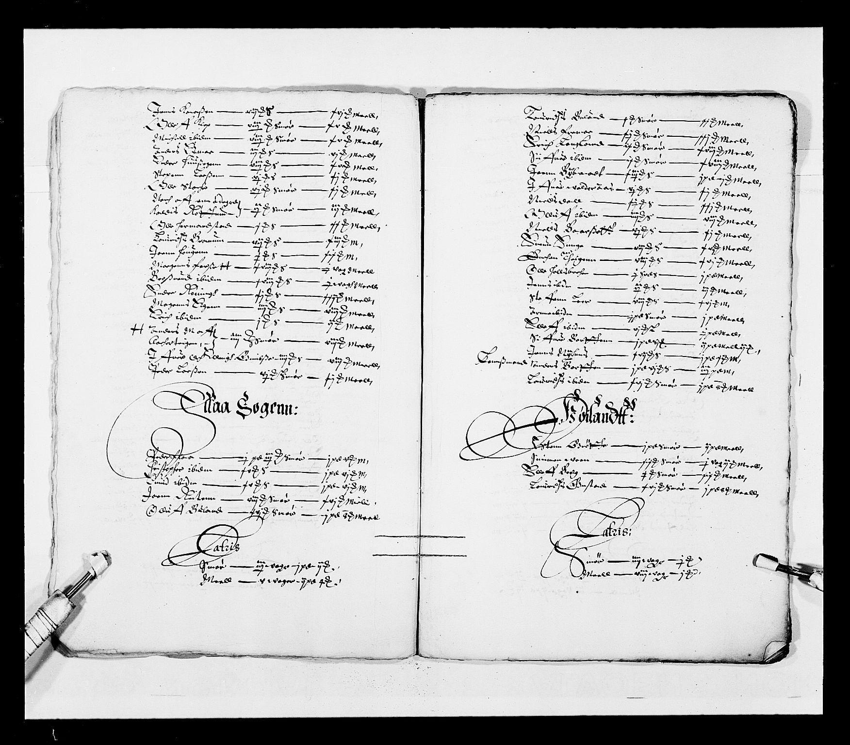 RA, Stattholderembetet 1572-1771, Ek/L0028: Jordebøker 1633-1658:, 1645-1646, s. 210