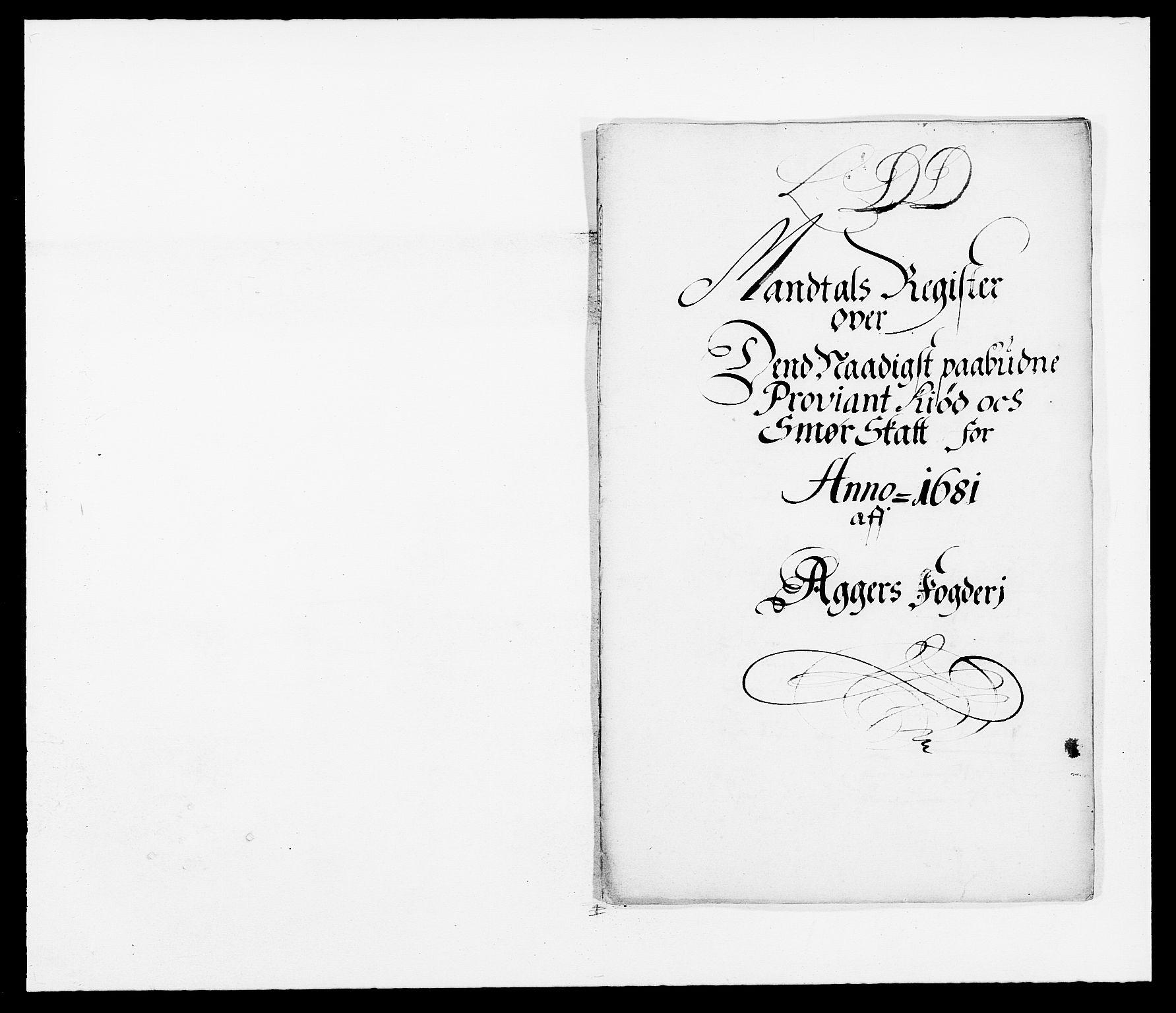 RA, Rentekammeret inntil 1814, Reviderte regnskaper, Fogderegnskap, R08/L0417: Fogderegnskap Aker, 1678-1681, s. 234