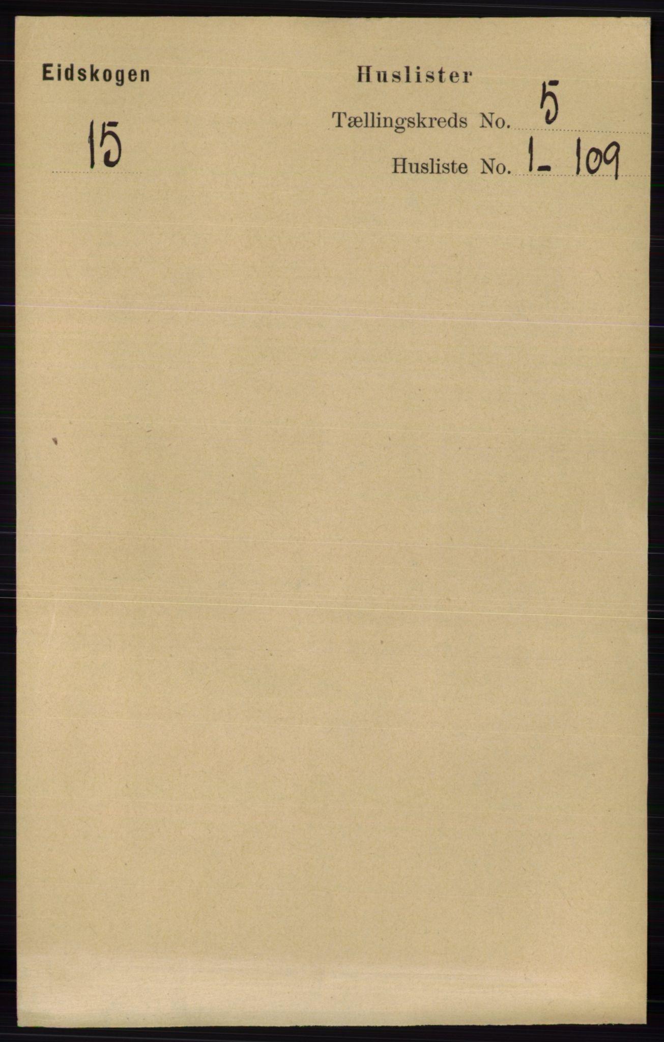RA, Folketelling 1891 for 0420 Eidskog herred, 1891, s. 1950