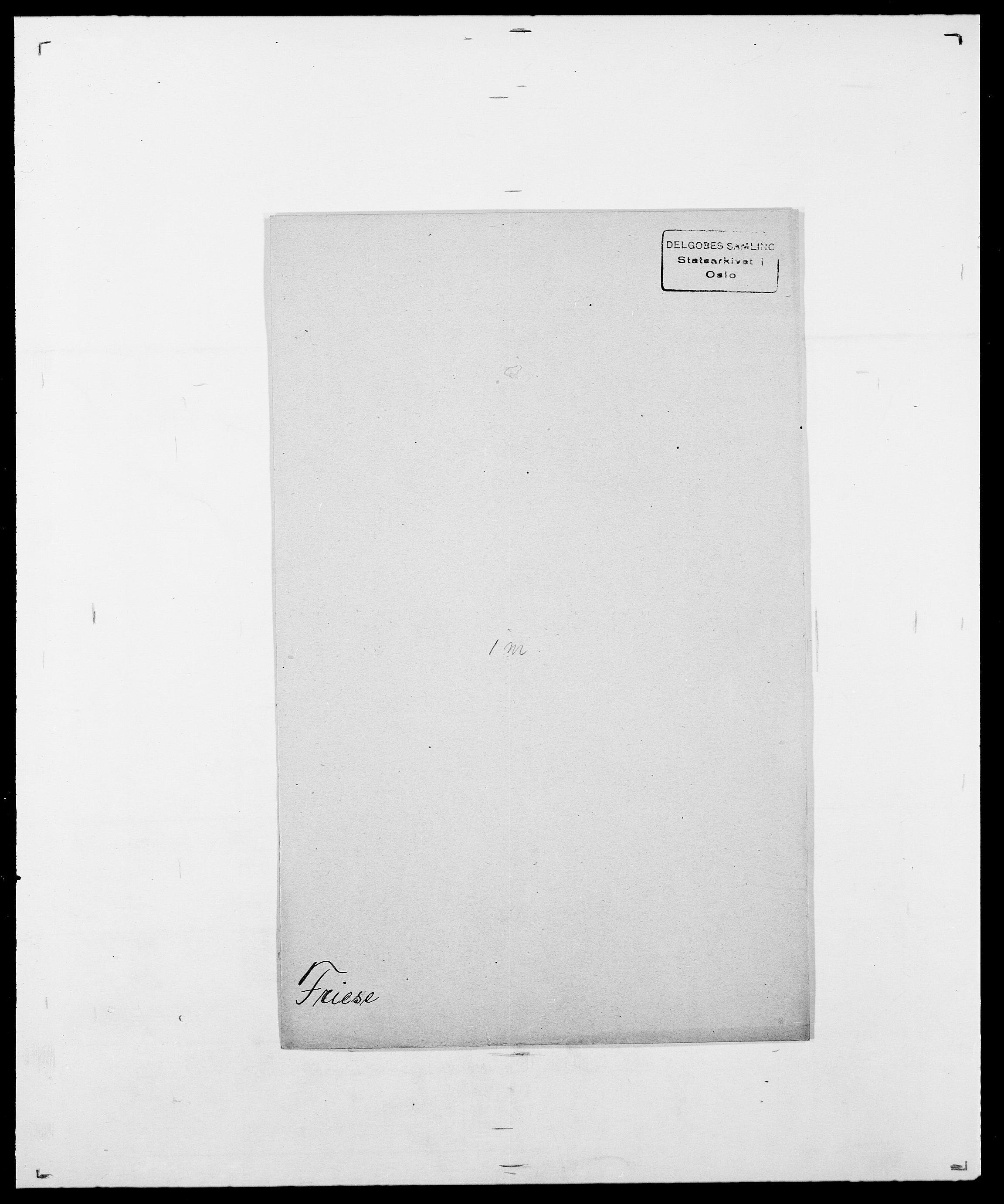 SAO, Delgobe, Charles Antoine - samling, D/Da/L0012: Flor, Floer, Flohr - Fritzner, s. 924