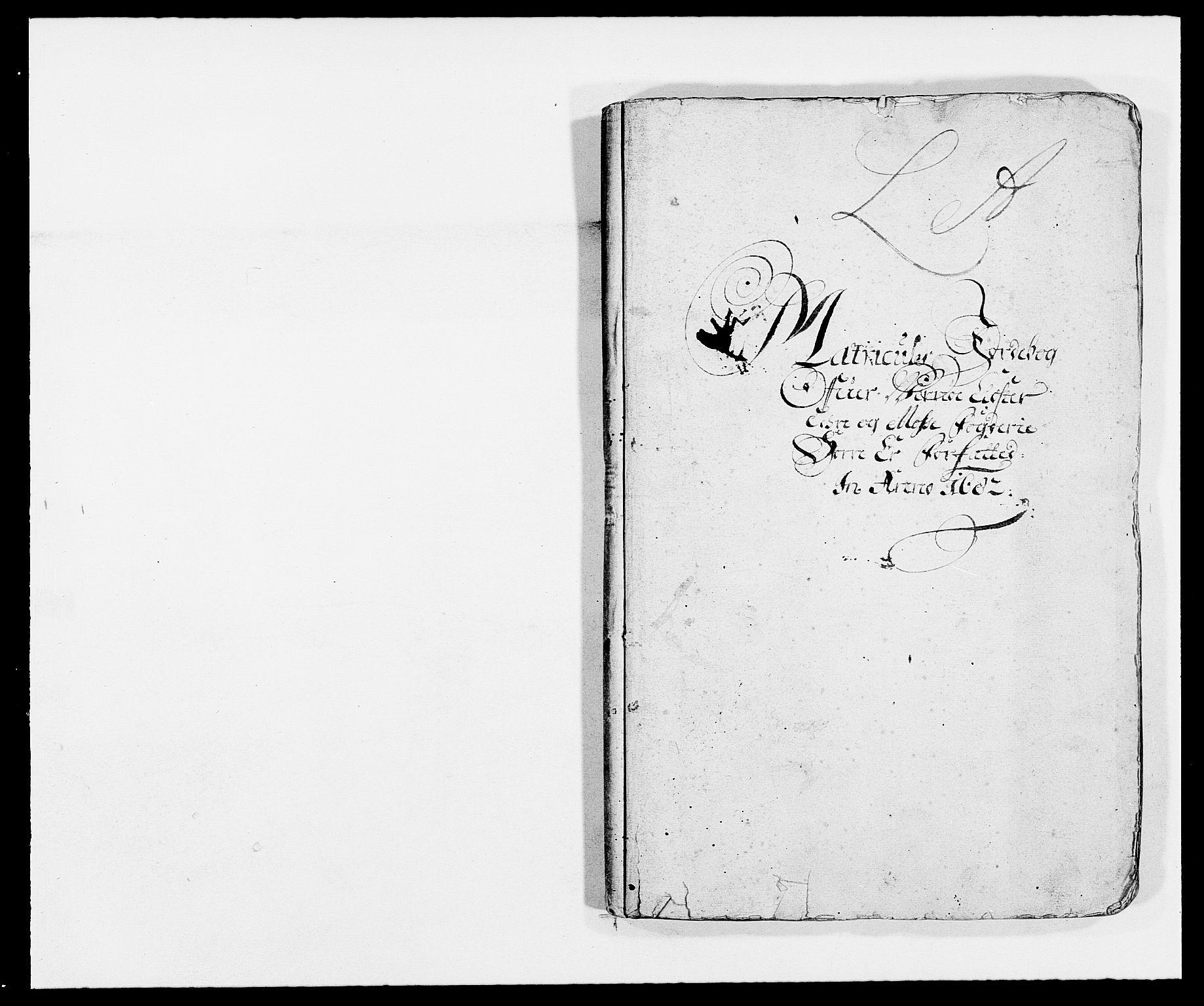 RA, Rentekammeret inntil 1814, Reviderte regnskaper, Fogderegnskap, R02/L0103: Fogderegnskap Moss og Verne kloster, 1682-1684, s. 8