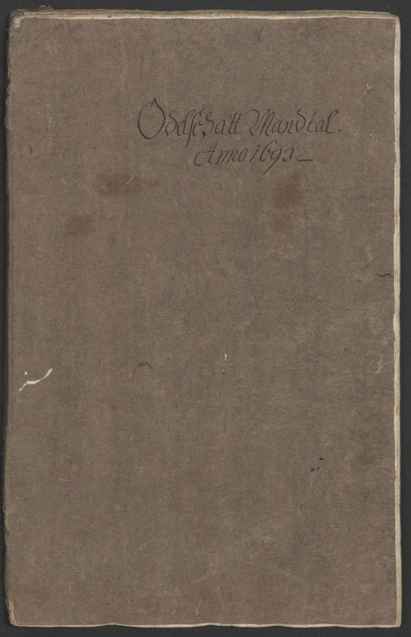 RA, Rentekammeret inntil 1814, Reviderte regnskaper, Fogderegnskap, R13/L0831: Fogderegnskap Solør, Odal og Østerdal, 1693, s. 282