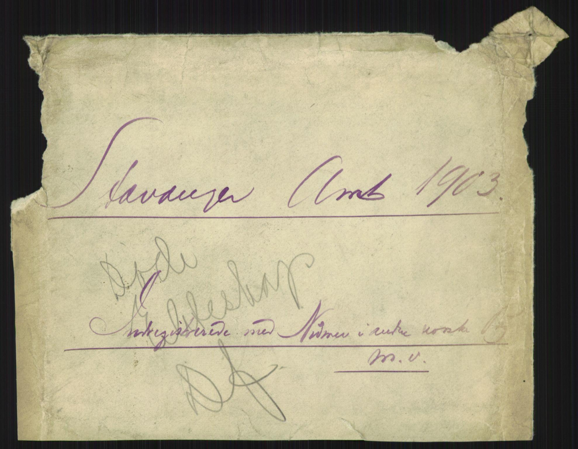 RA, Statistisk sentralbyrå, Sosiodemografiske emner, Befolkning, D, 1901-1902