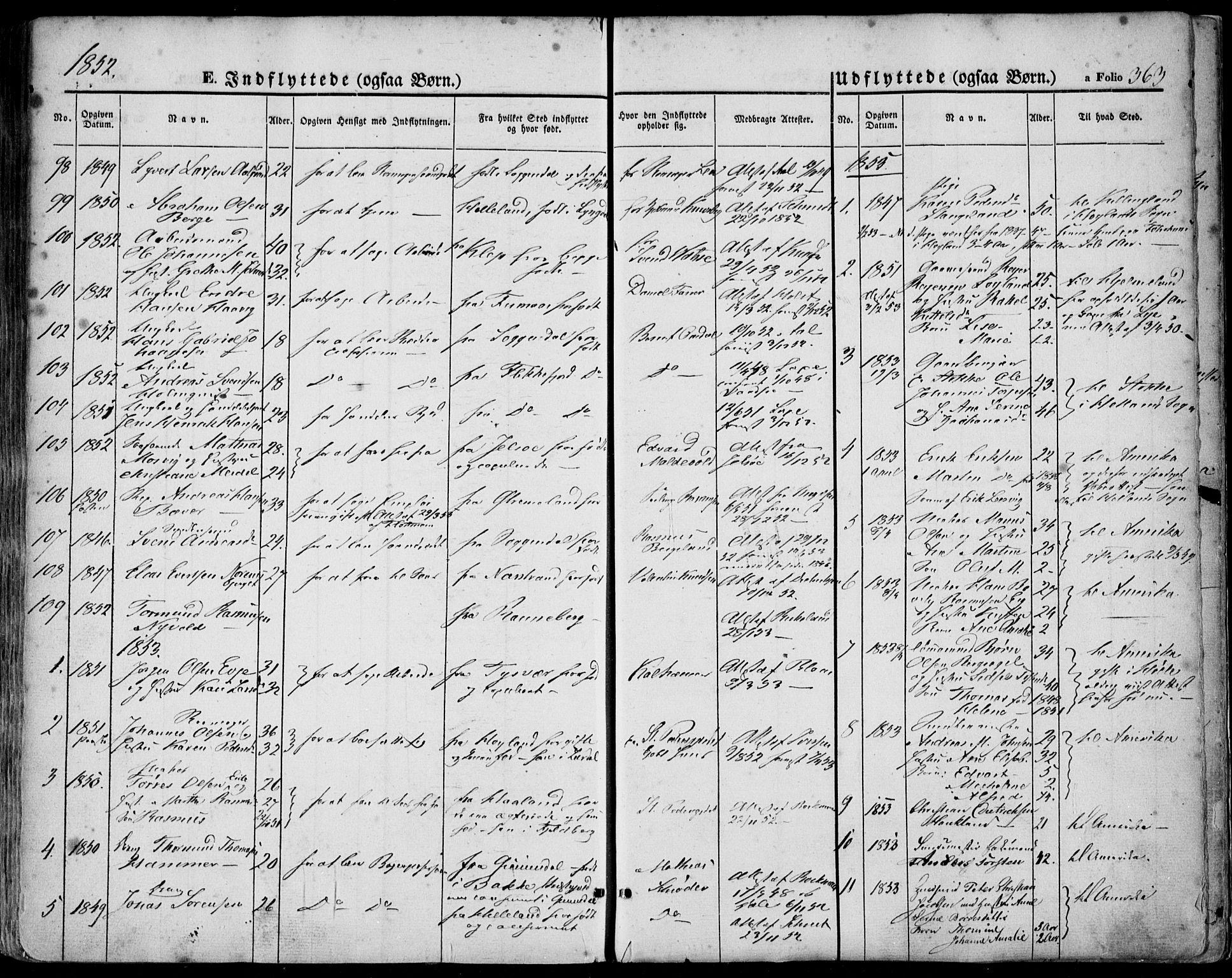 SAST, Domkirken sokneprestkontor, 30/30BA/L0016: Ministerialbok nr. A 15, 1844-1854, s. 363