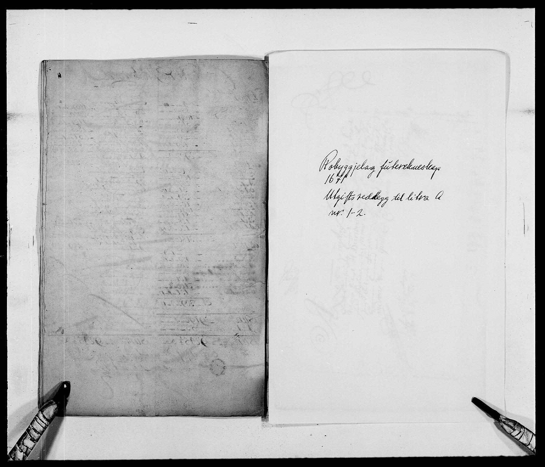RA, Rentekammeret inntil 1814, Reviderte regnskaper, Fogderegnskap, R40/L2433: Fogderegnskap Råbyggelag, 1671-1674, s. 76