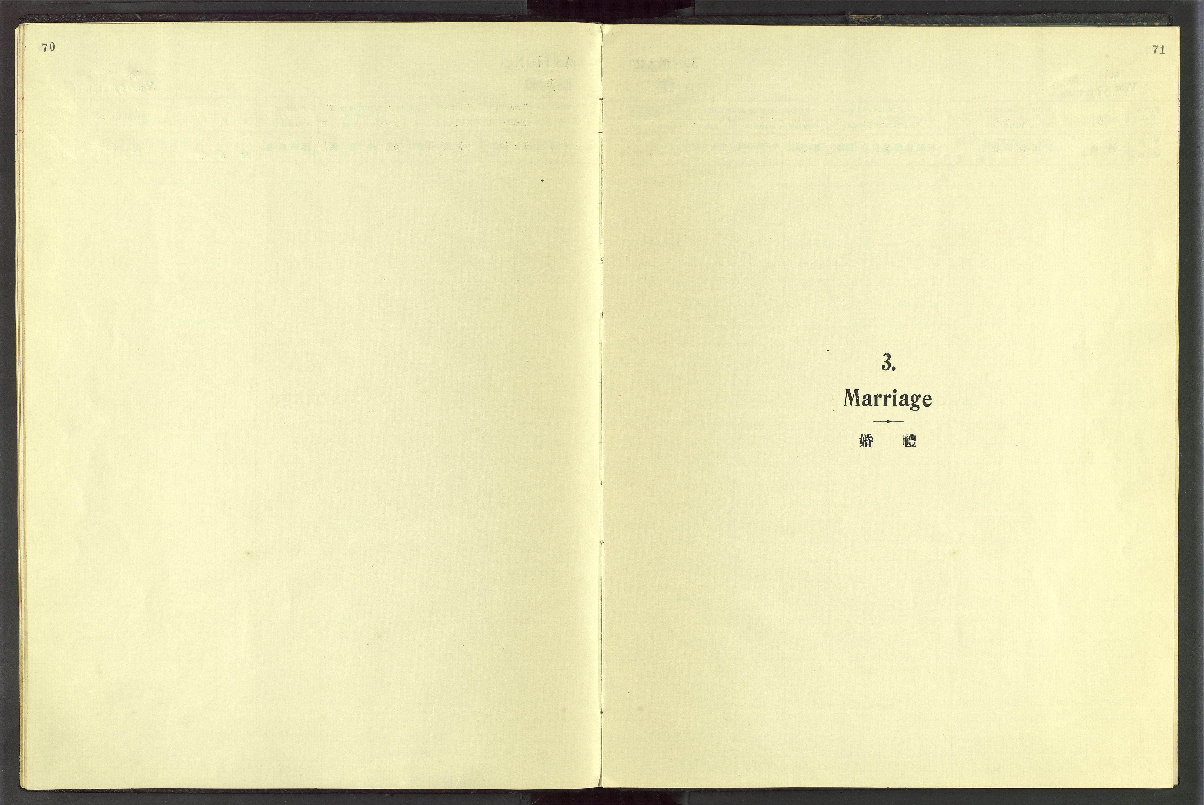 VID, Det Norske Misjonsselskap - utland - Kina (Hunan), Dm/L0052: Ministerialbok nr. 90, 1939-1947, s. 70-71