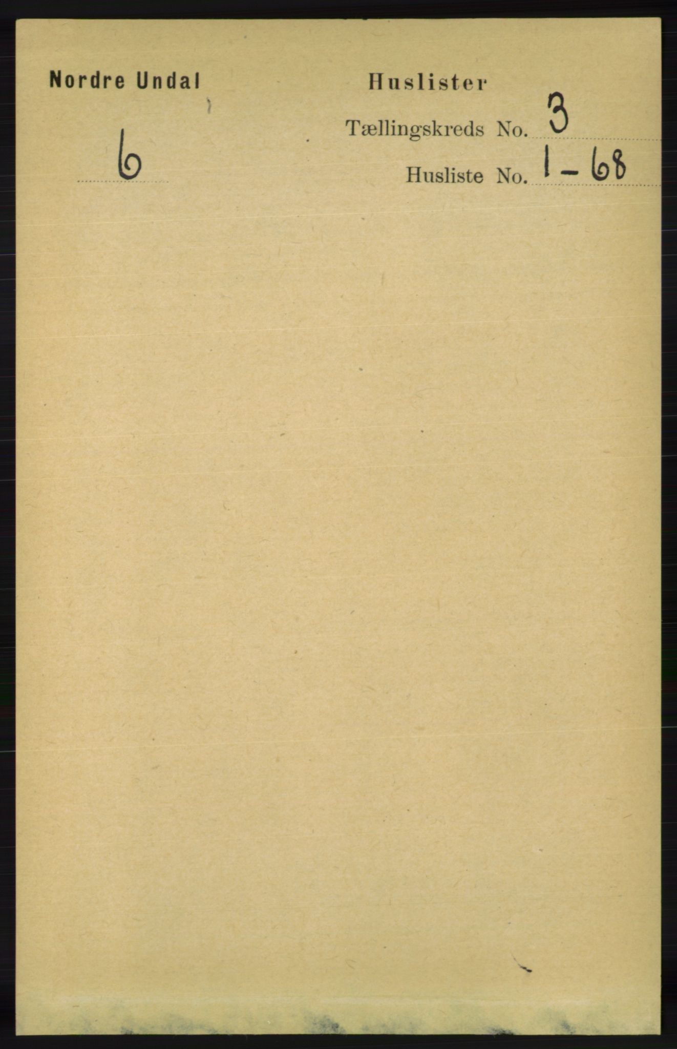 RA, Folketelling 1891 for 1028 Nord-Audnedal herred, 1891, s. 704