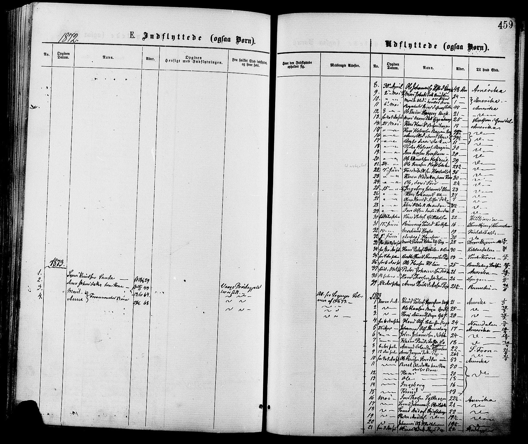 SAH, Nord-Fron prestekontor, Ministerialbok nr. 2, 1865-1883, s. 459