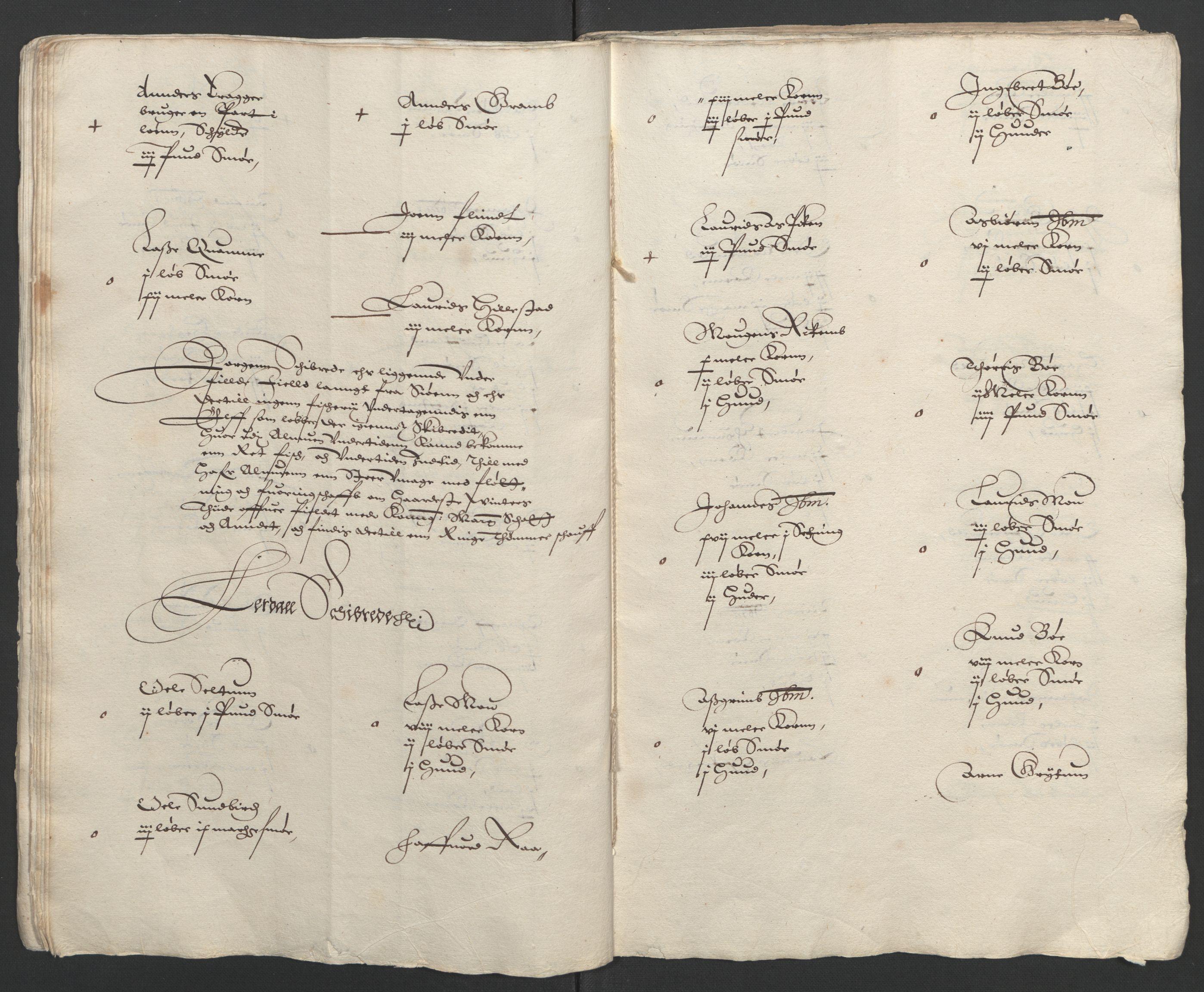 RA, Stattholderembetet 1572-1771, Ek/L0004: Jordebøker til utlikning av garnisonsskatt 1624-1626:, 1626, s. 189
