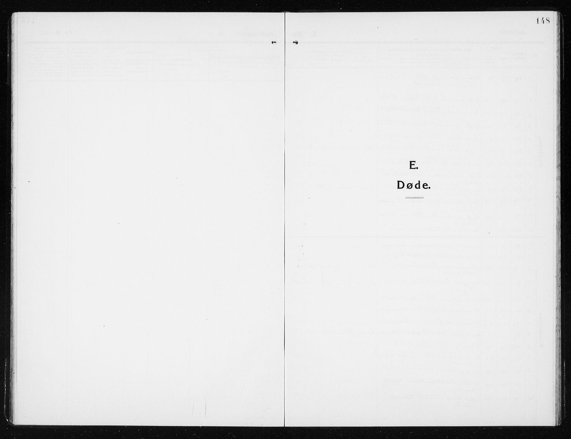 SAT, Ministerialprotokoller, klokkerbøker og fødselsregistre - Nord-Trøndelag, 741/L0402: Klokkerbok nr. 741C03, 1911-1926, s. 148