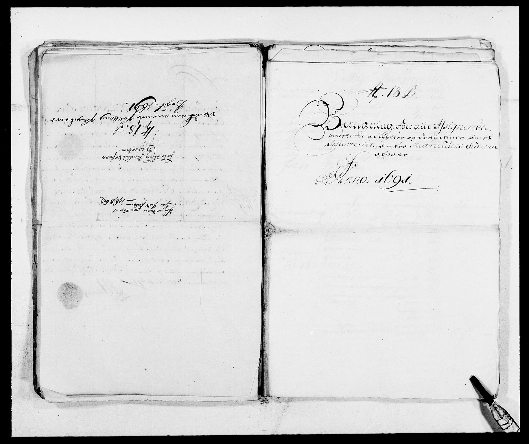 RA, Rentekammeret inntil 1814, Reviderte regnskaper, Fogderegnskap, R09/L0436: Fogderegnskap Follo, 1685-1691, s. 211