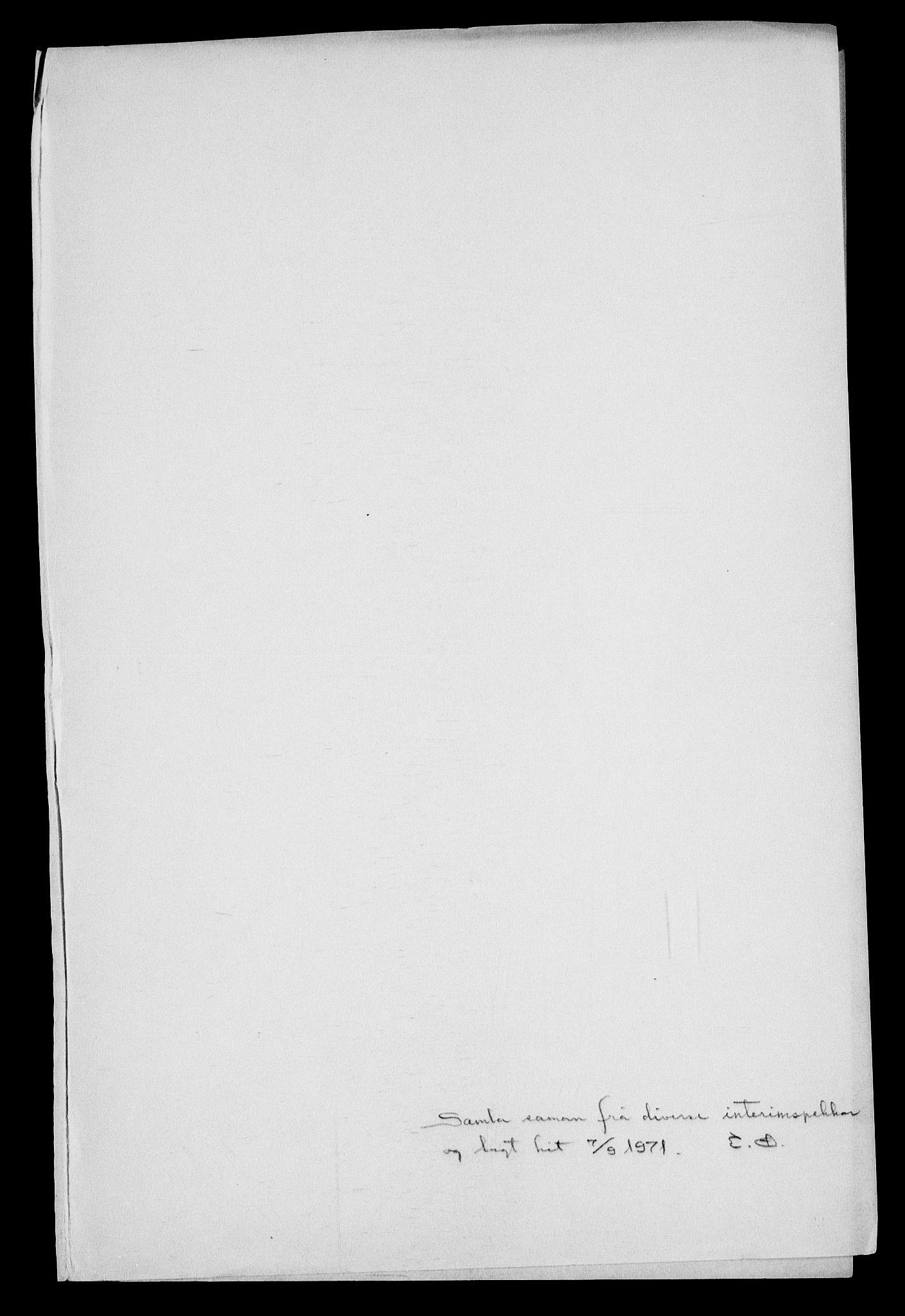 RA, Rentekammeret inntil 1814, Realistisk ordnet avdeling, On/L0010: [Jj 11]: Salg av krongods i Norge, 1661-1704, s. 620