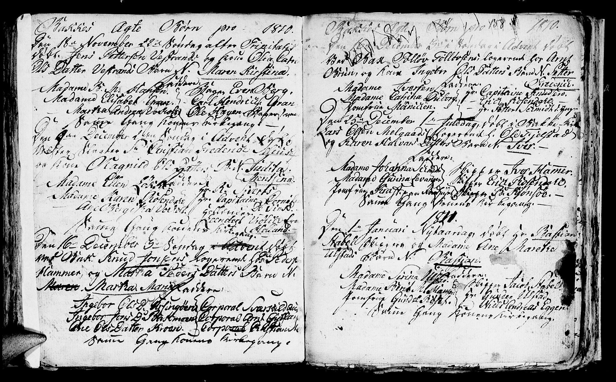 SAT, Ministerialprotokoller, klokkerbøker og fødselsregistre - Sør-Trøndelag, 604/L0218: Klokkerbok nr. 604C01, 1754-1819, s. 158