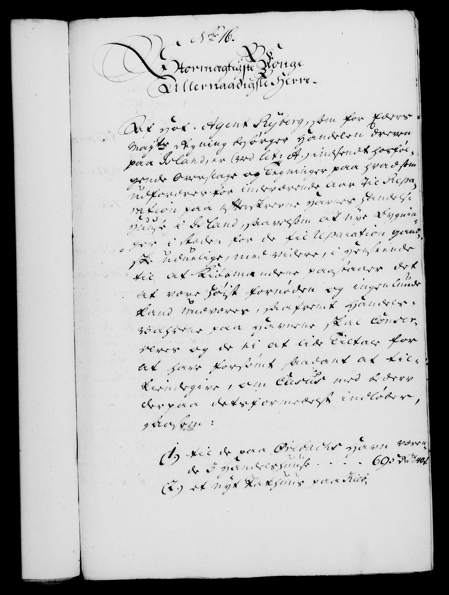 RA, Rentekammeret, Kammerkanselliet, G/Gf/Gfa/L0044: Norsk relasjons- og resolusjonsprotokoll (merket RK 52.44), 1762, s. 83
