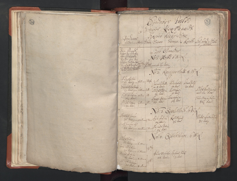 RA, Sogneprestenes manntall 1664-1666, nr. 26: Sunnmøre prosti, 1664-1666, s. 30-31