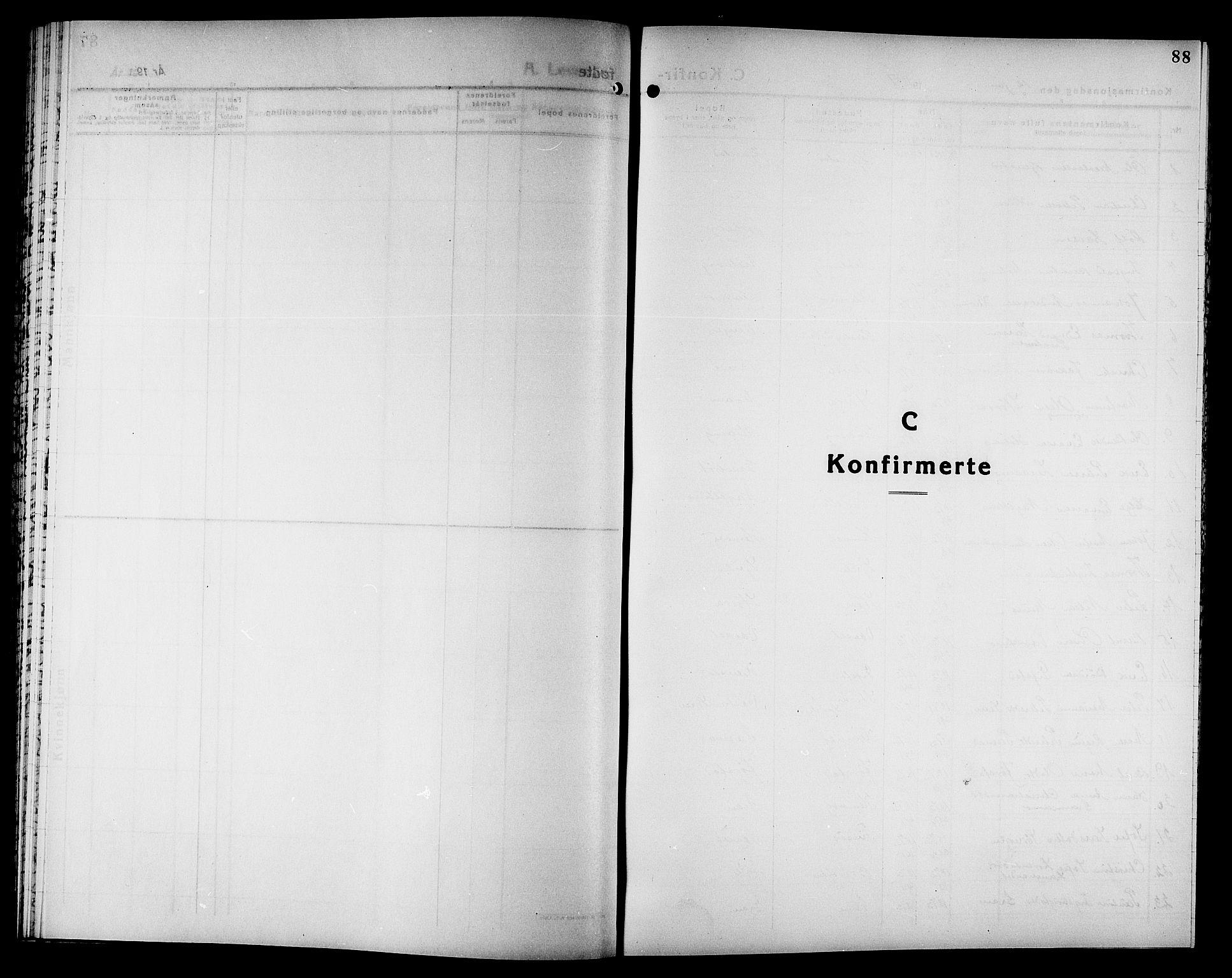 SAT, Ministerialprotokoller, klokkerbøker og fødselsregistre - Nord-Trøndelag, 749/L0487: Ministerialbok nr. 749D03, 1887-1902, s. 88