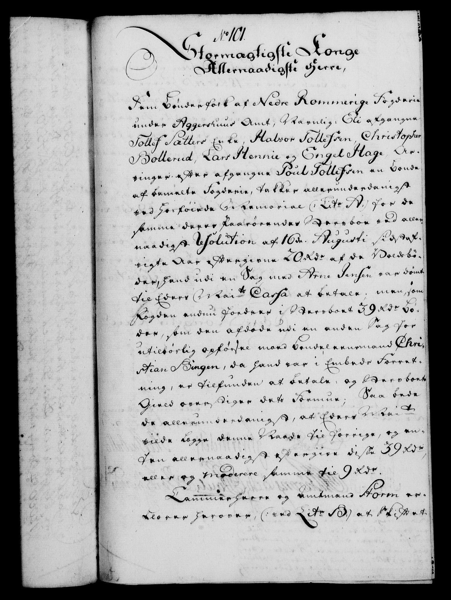RA, Rentekammeret, Kammerkanselliet, G/Gf/Gfa/L0040: Norsk relasjons- og resolusjonsprotokoll (merket RK 52.40), 1758, s. 546