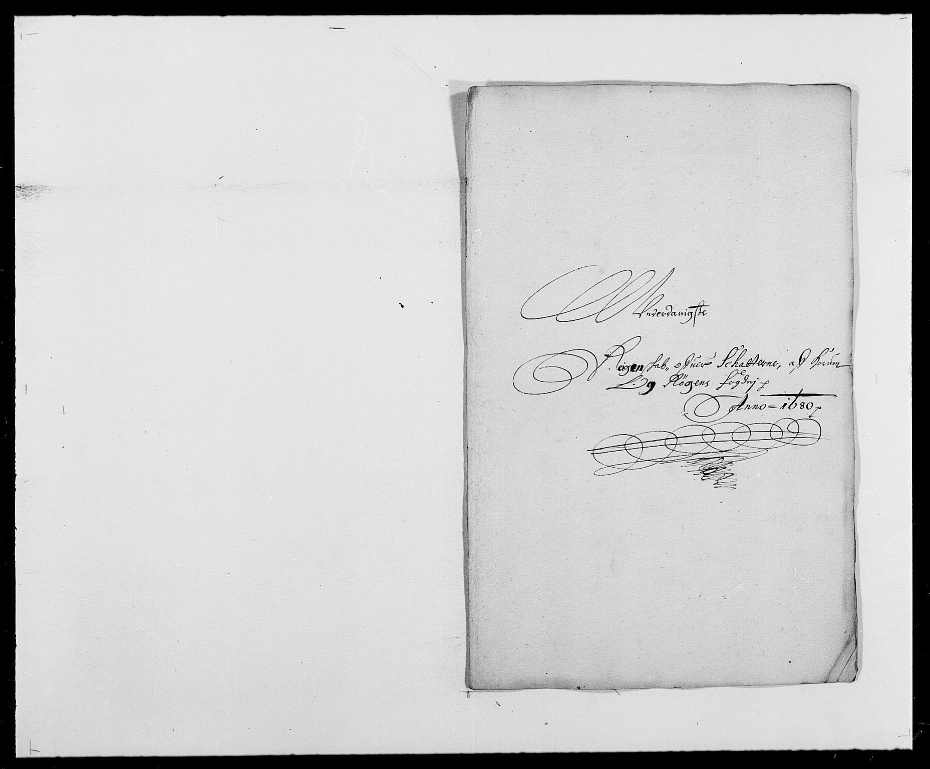 RA, Rentekammeret inntil 1814, Reviderte regnskaper, Fogderegnskap, R29/L1691: Fogderegnskap Hurum og Røyken, 1678-1681, s. 34