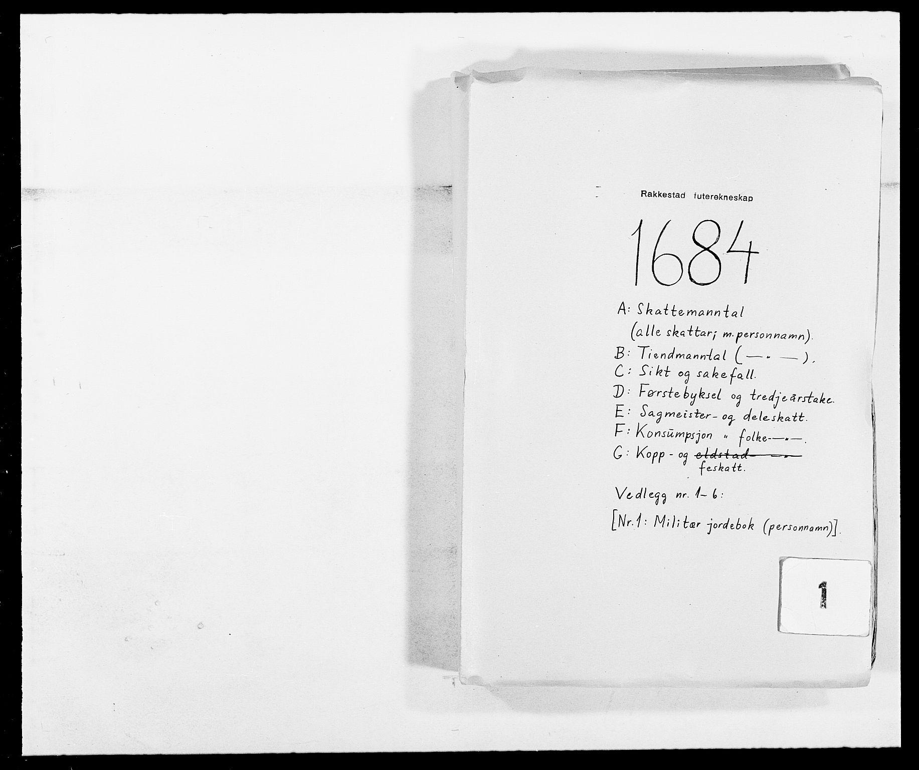 RA, Rentekammeret inntil 1814, Reviderte regnskaper, Fogderegnskap, R05/L0274: Fogderegnskap Rakkestad, 1683-1684, s. 231