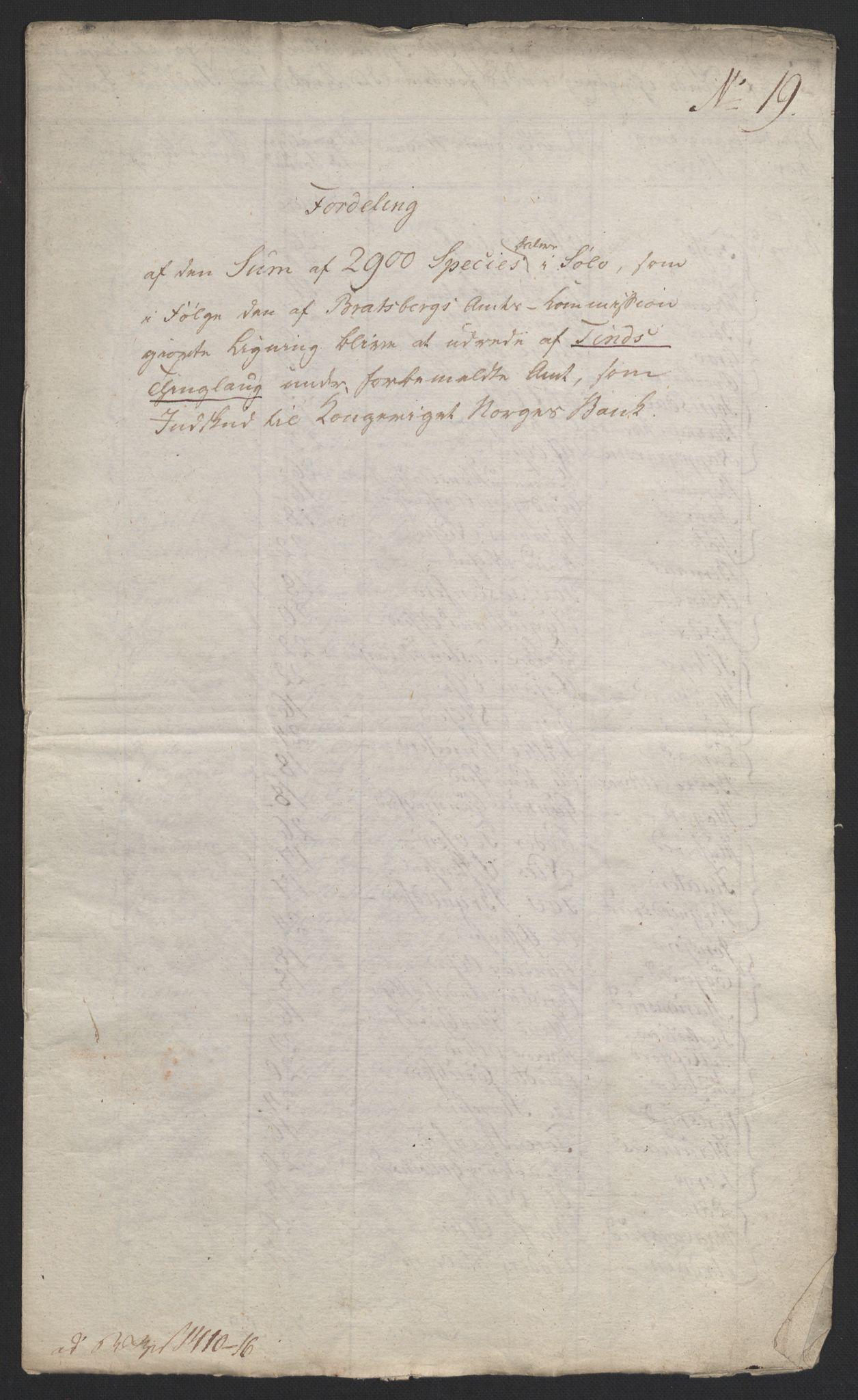 NOBA, Norges Bank/Sølvskatten 1816*, 1816, s. 54