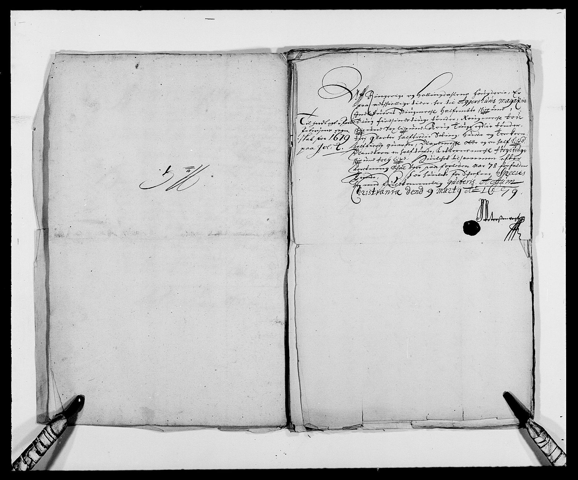 RA, Rentekammeret inntil 1814, Reviderte regnskaper, Fogderegnskap, R21/L1443: Fogderegnskap Ringerike og Hallingdal, 1678-1680, s. 207