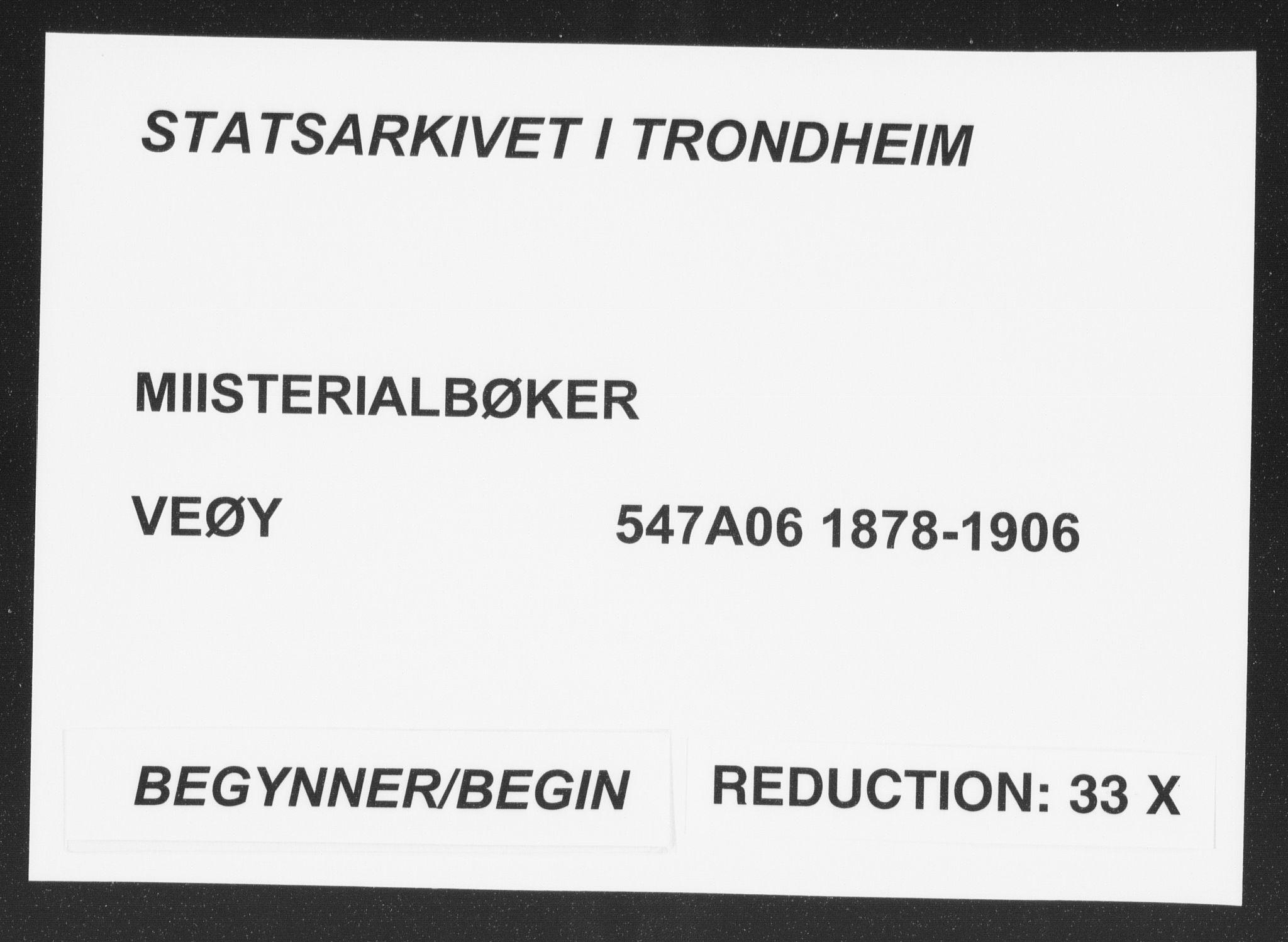 SAT, Ministerialprotokoller, klokkerbøker og fødselsregistre - Møre og Romsdal, 547/L0604: Ministerialbok nr. 547A06, 1878-1906
