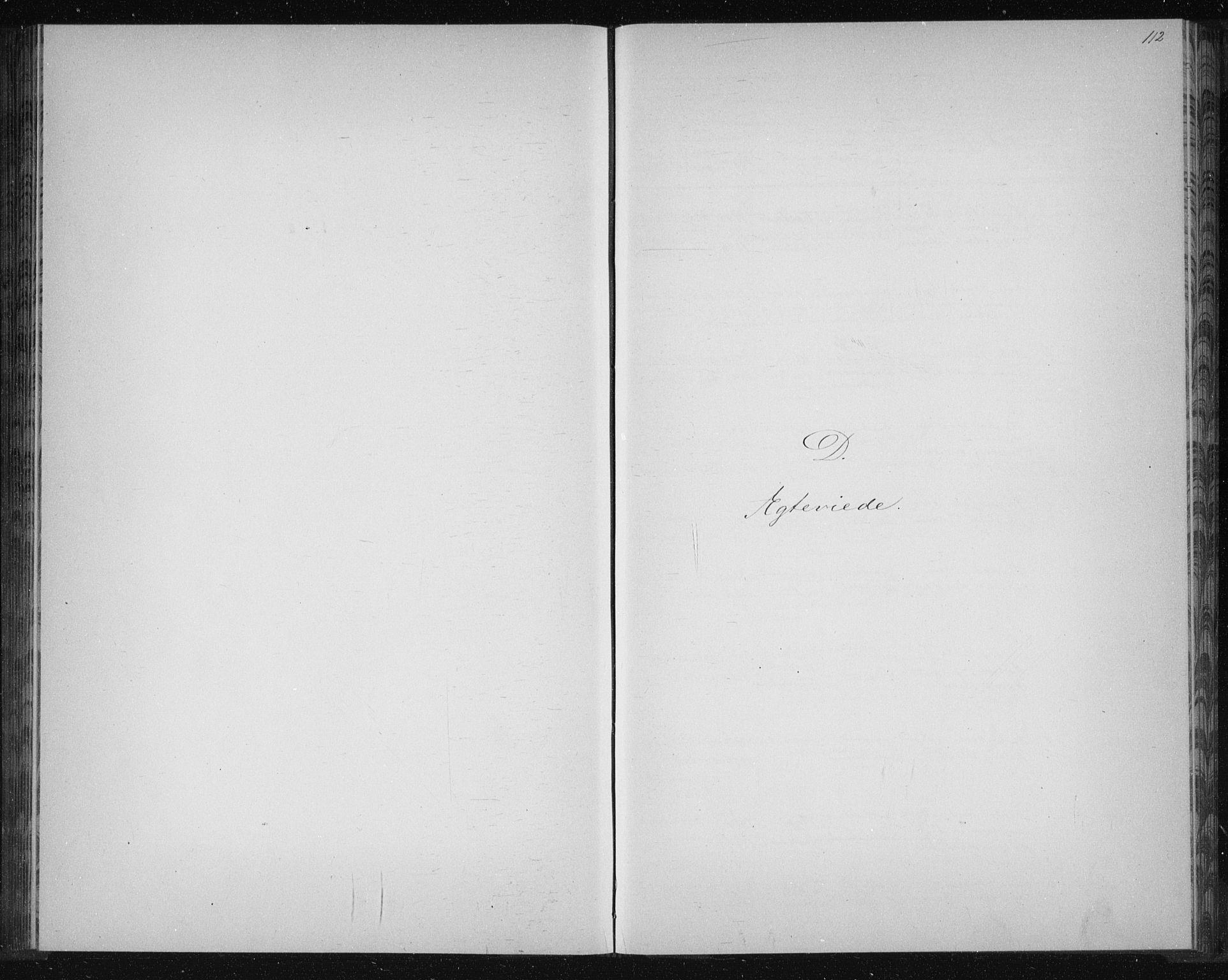 SAKO, Solum kirkebøker, G/Ga/L0006: Klokkerbok nr. I 6, 1882-1883, s. 112