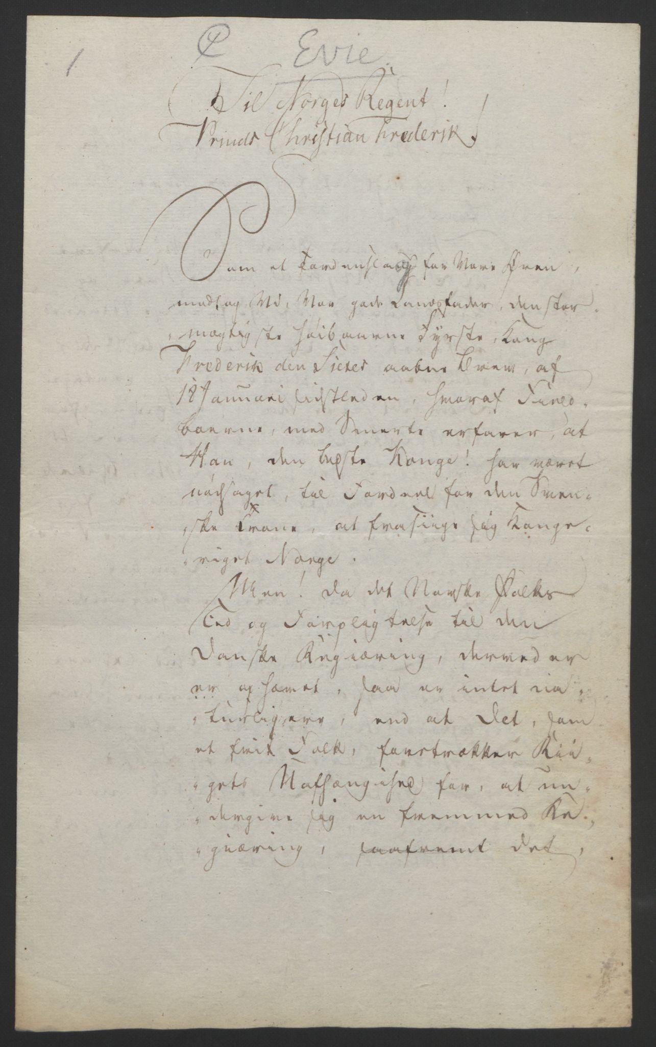 RA, Statsrådssekretariatet, D/Db/L0008: Fullmakter for Eidsvollsrepresentantene i 1814. , 1814, s. 111