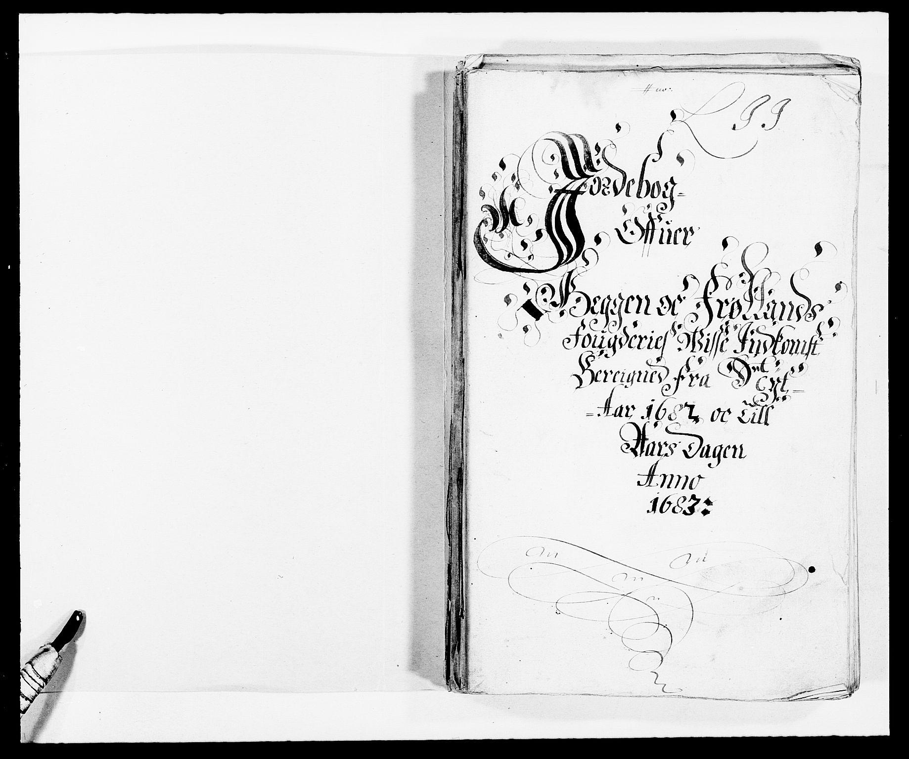 RA, Rentekammeret inntil 1814, Reviderte regnskaper, Fogderegnskap, R06/L0280: Fogderegnskap Heggen og Frøland, 1681-1684, s. 181