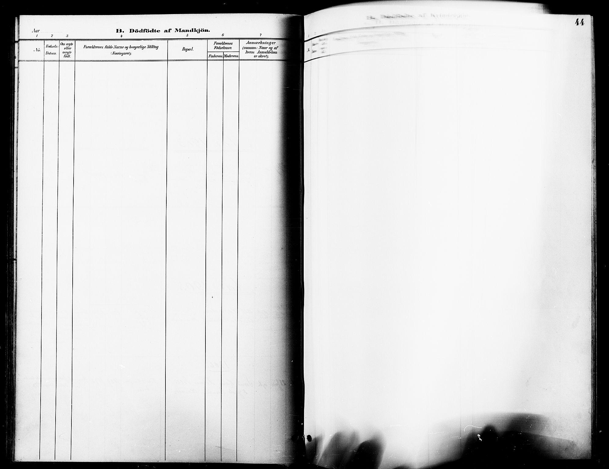 SAT, Ministerialprotokoller, klokkerbøker og fødselsregistre - Nord-Trøndelag, 740/L0379: Ministerialbok nr. 740A02, 1895-1907, s. 43