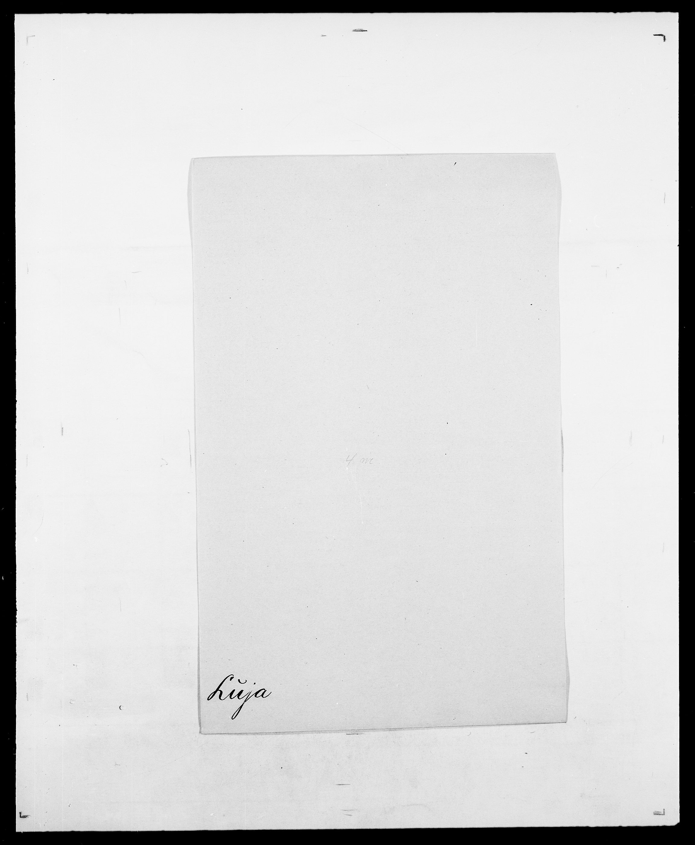 SAO, Delgobe, Charles Antoine - samling, D/Da/L0024: Lobech - Lærum, s. 389