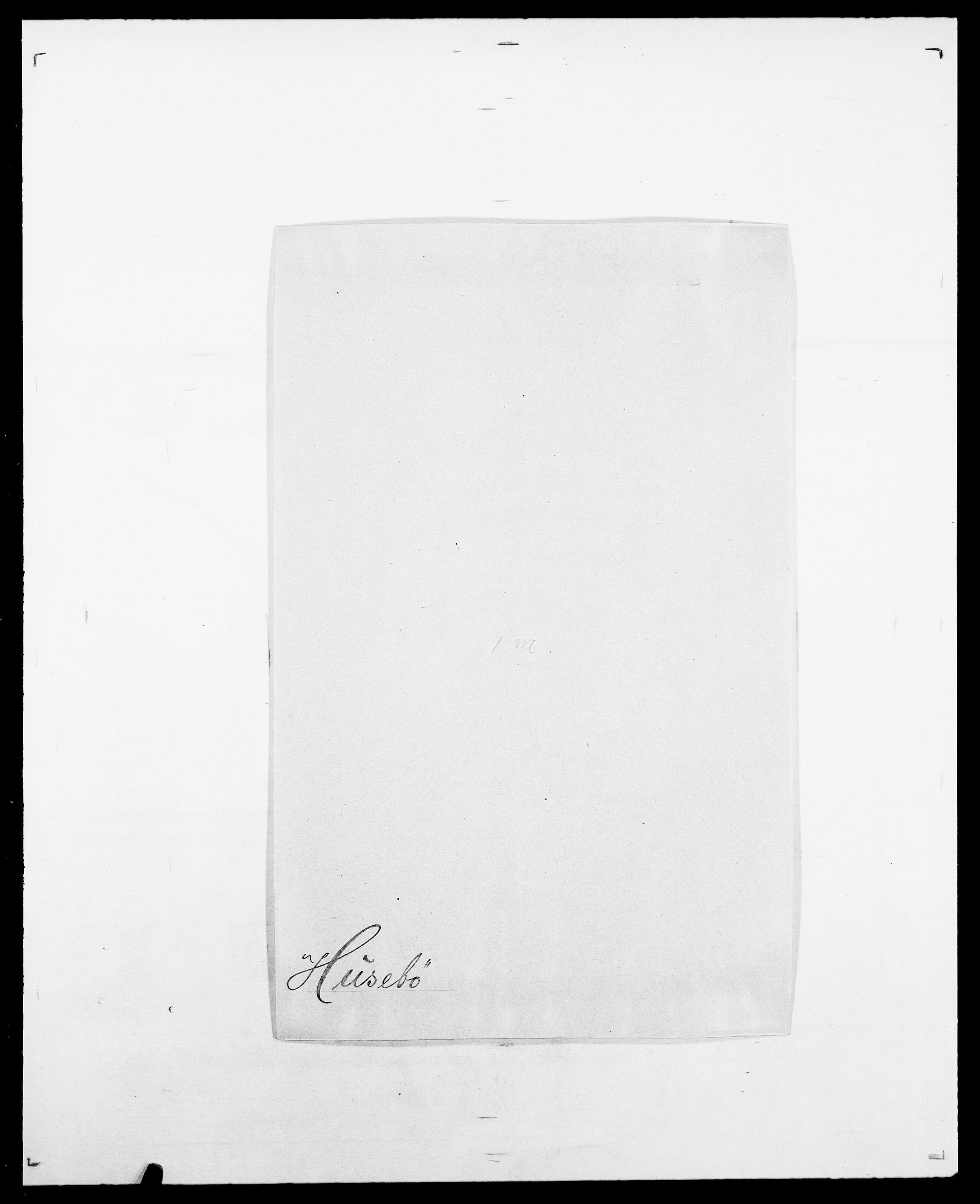 SAO, Delgobe, Charles Antoine - samling, D/Da/L0019: van der Hude - Joys, s. 83