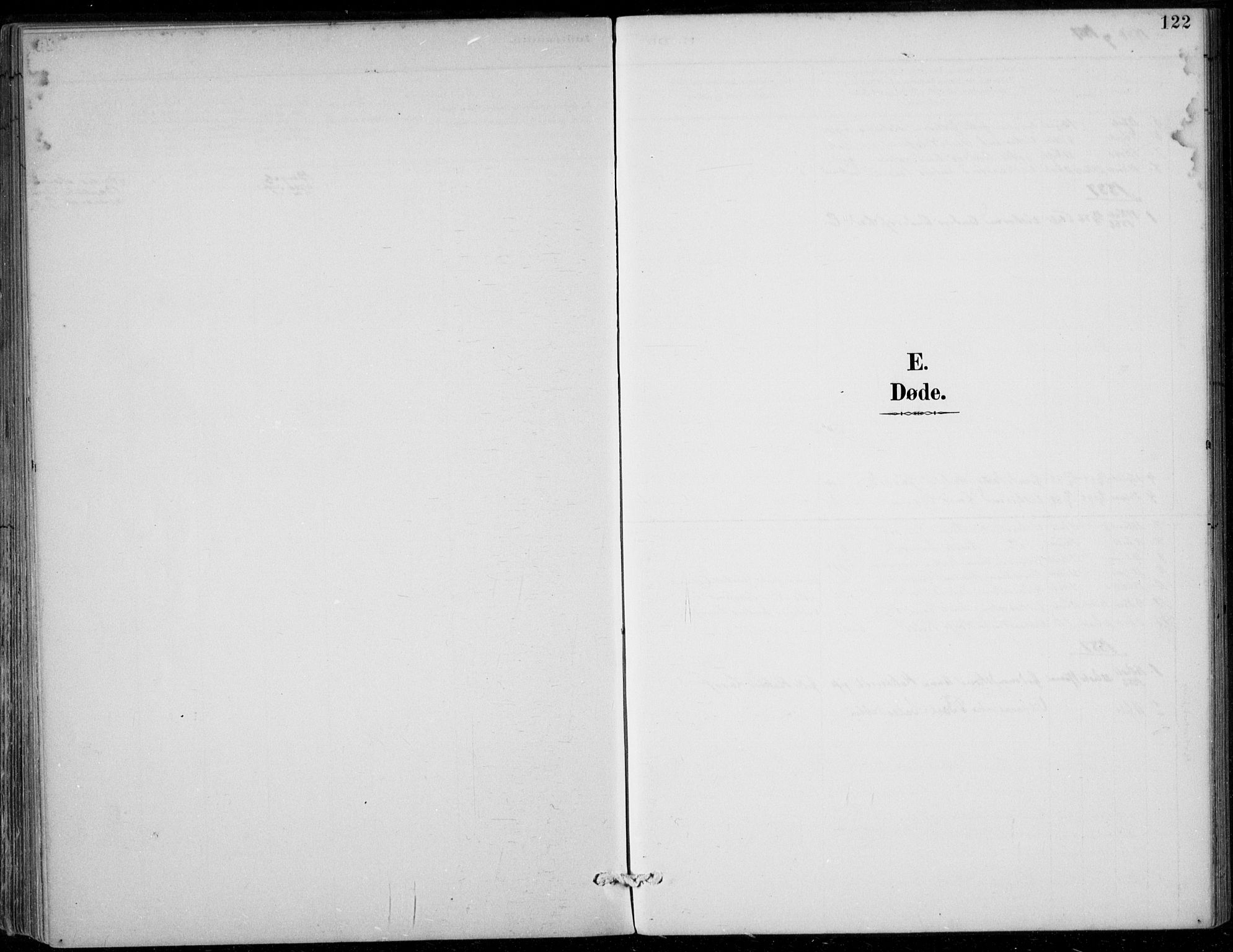 SAB, Strandebarm sokneprestembete, H/Haa: Ministerialbok nr. D  1, 1886-1912, s. 122