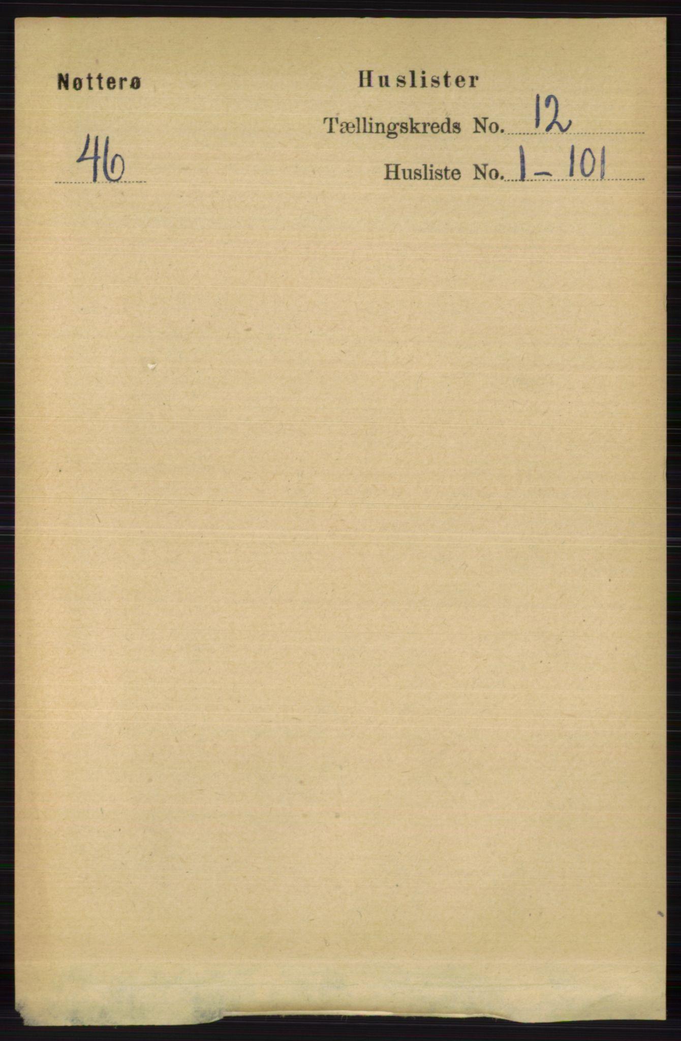 RA, Folketelling 1891 for 0722 Nøtterøy herred, 1891, s. 6277