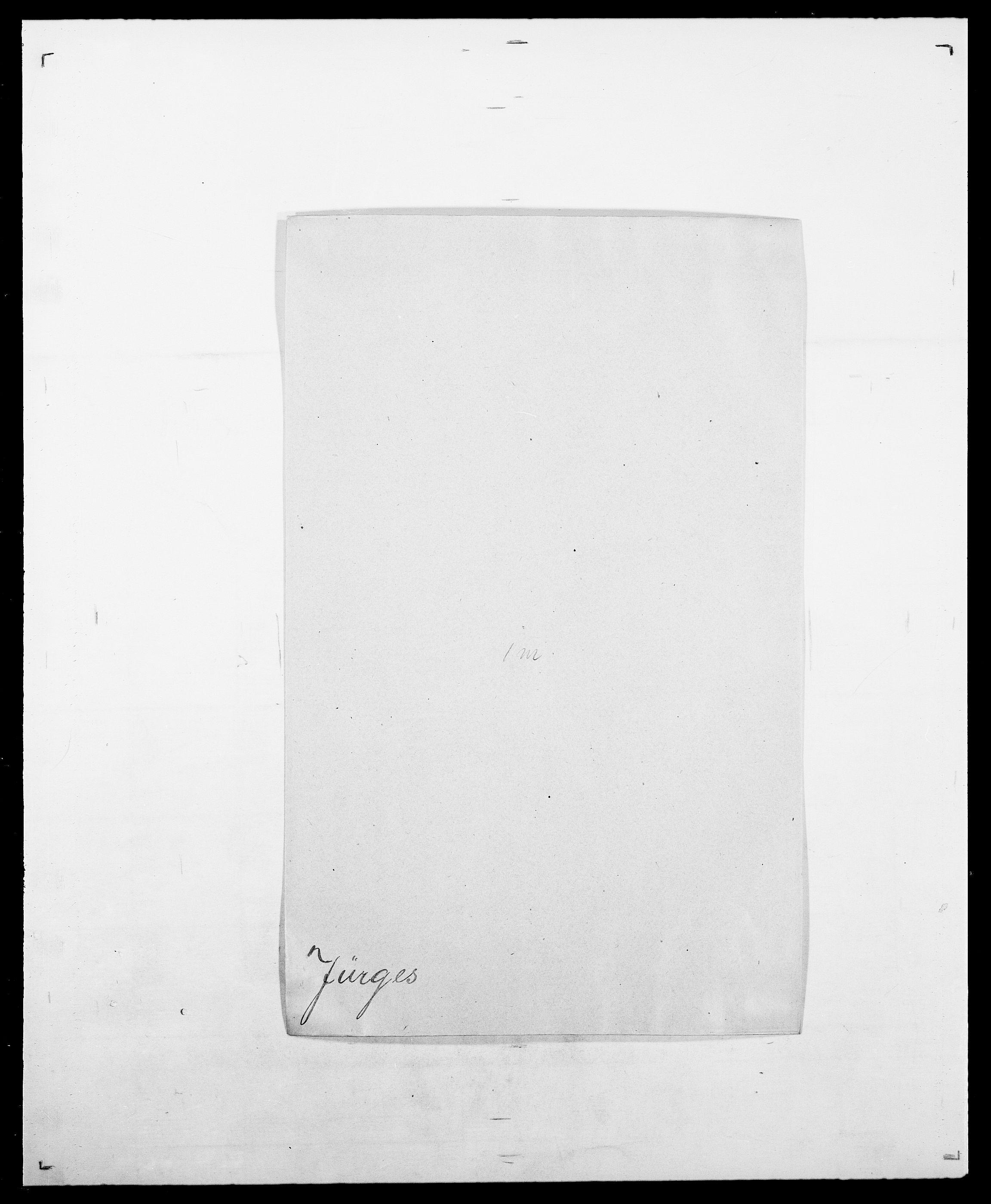 SAO, Delgobe, Charles Antoine - samling, D/Da/L0020: Irgens - Kjøsterud, s. 241