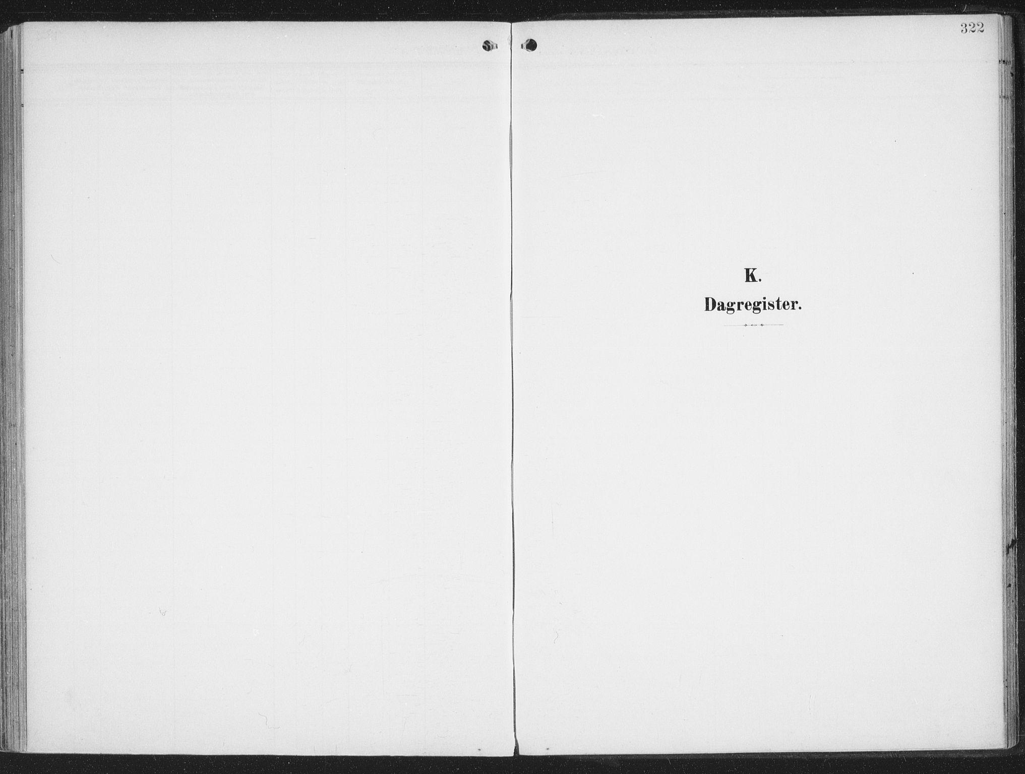 SATØ, Alta sokneprestembete, Ministerialbok nr. 5, 1904-1918, s. 322