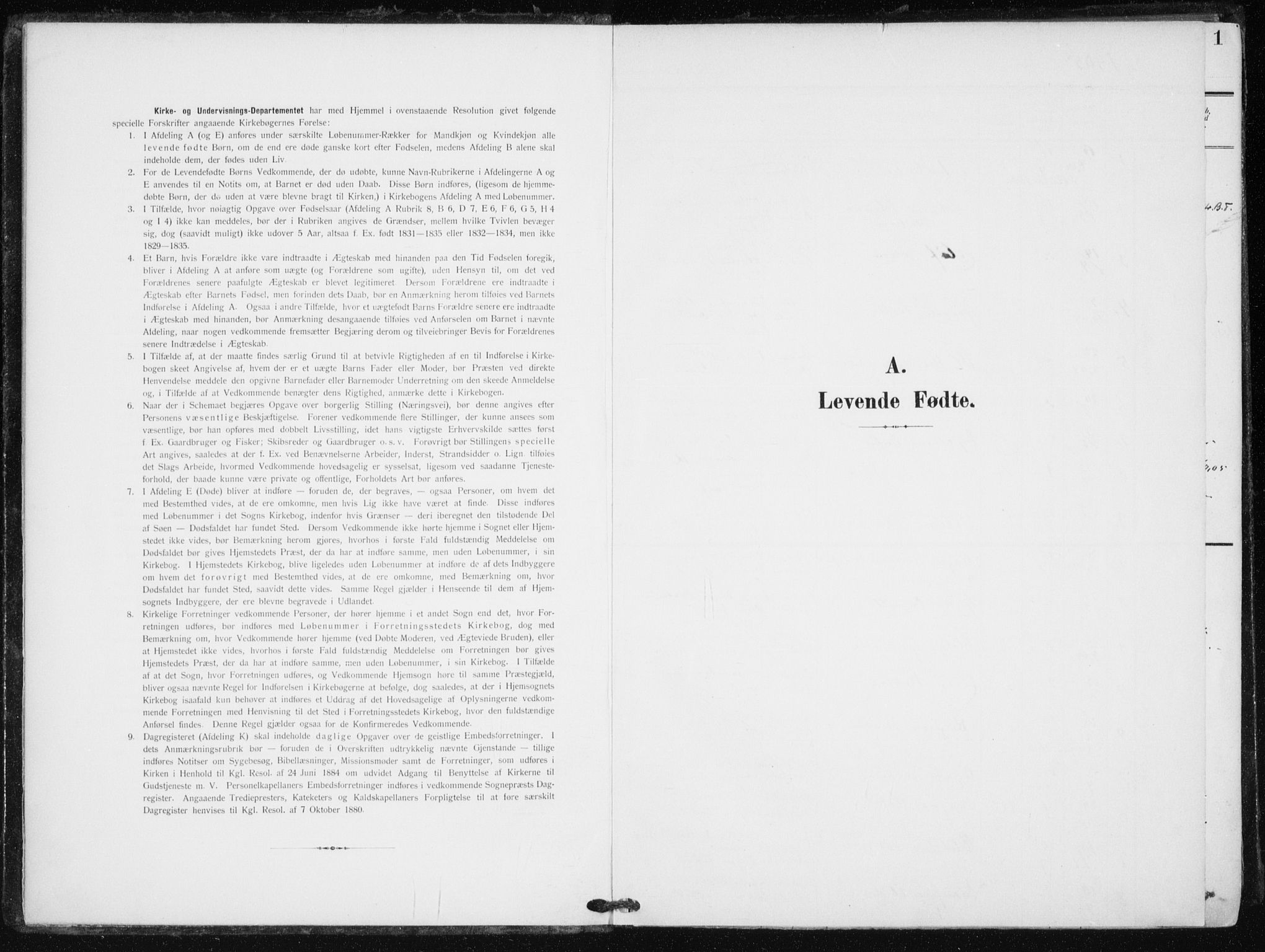 SATØ, Tranøy sokneprestkontor, I/Ia/Iaa/L0013kirke: Ministerialbok nr. 13, 1905-1922