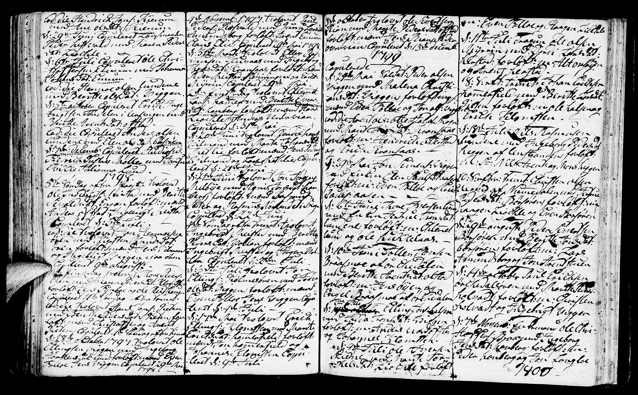 SAT, Ministerialprotokoller, klokkerbøker og fødselsregistre - Sør-Trøndelag, 665/L0768: Ministerialbok nr. 665A03, 1754-1803, s. 137