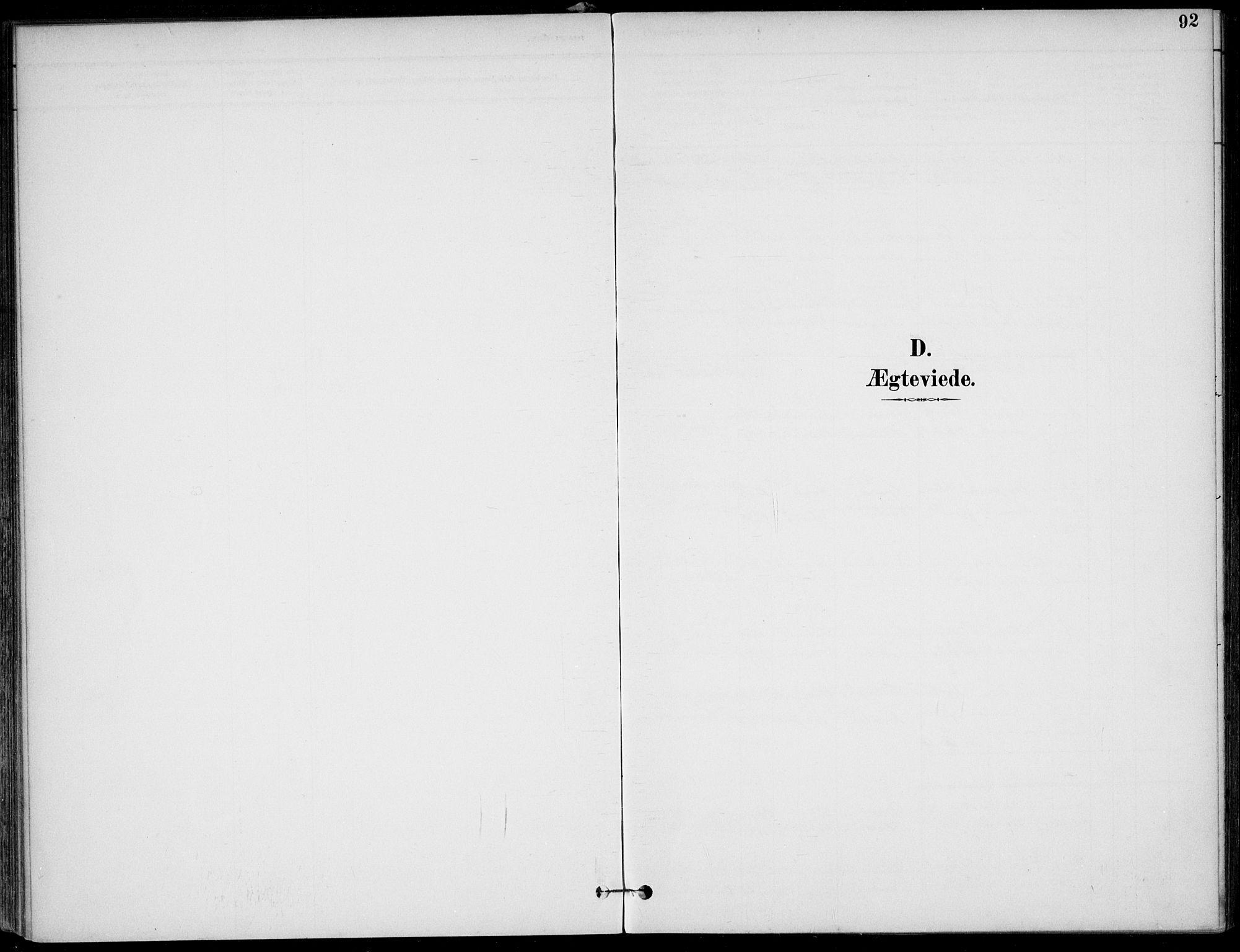 SAKO, Lunde kirkebøker, F/Fa/L0003: Ministerialbok nr. I 3, 1893-1902, s. 92