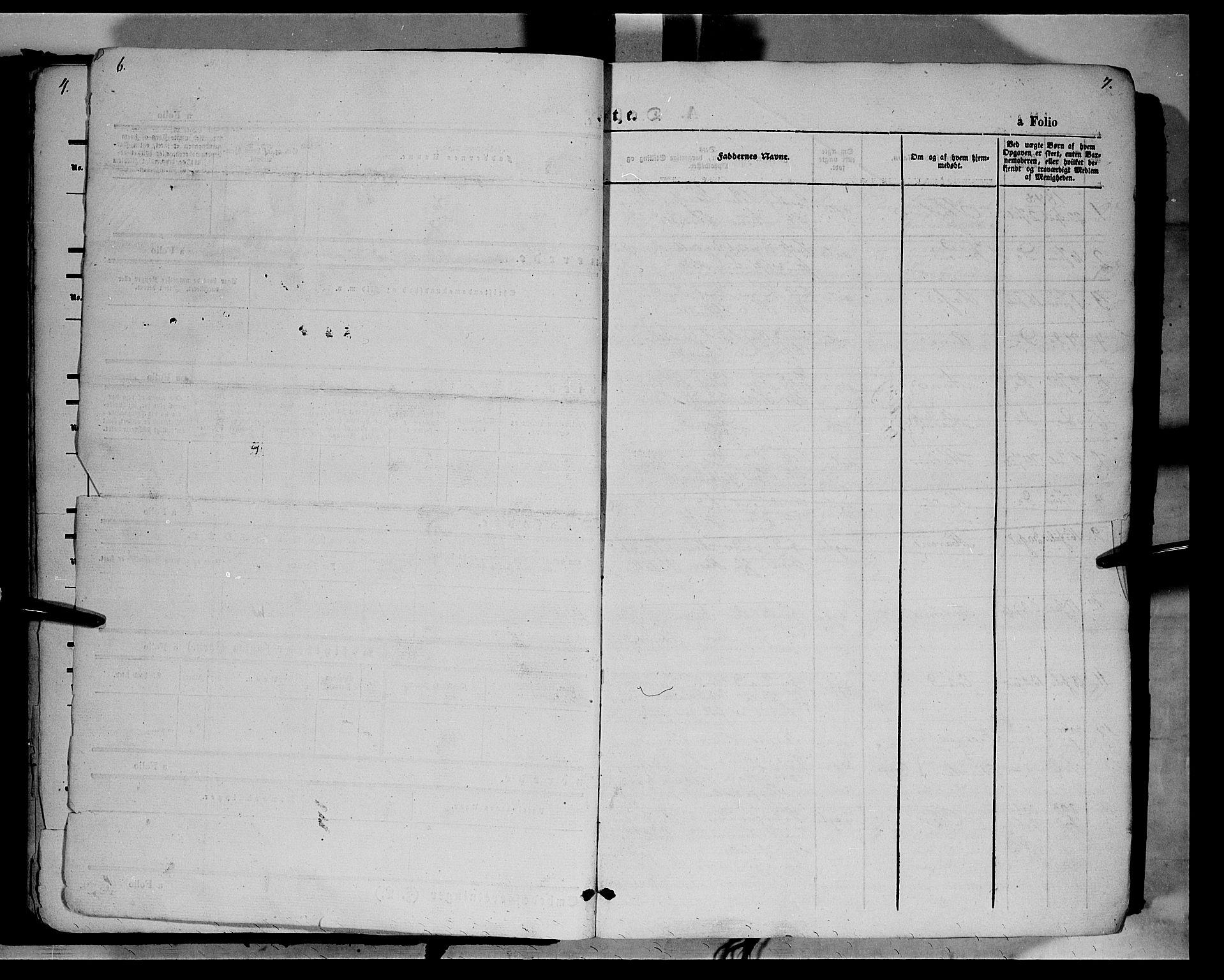SAH, Ringebu prestekontor, Ministerialbok nr. 6, 1848-1859, s. 6-7