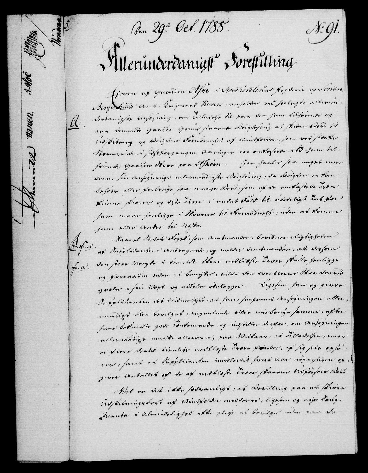 RA, Rentekammeret, Kammerkanselliet, G/Gf/Gfa/L0070: Norsk relasjons- og resolusjonsprotokoll (merket RK 52.70), 1788, s. 547