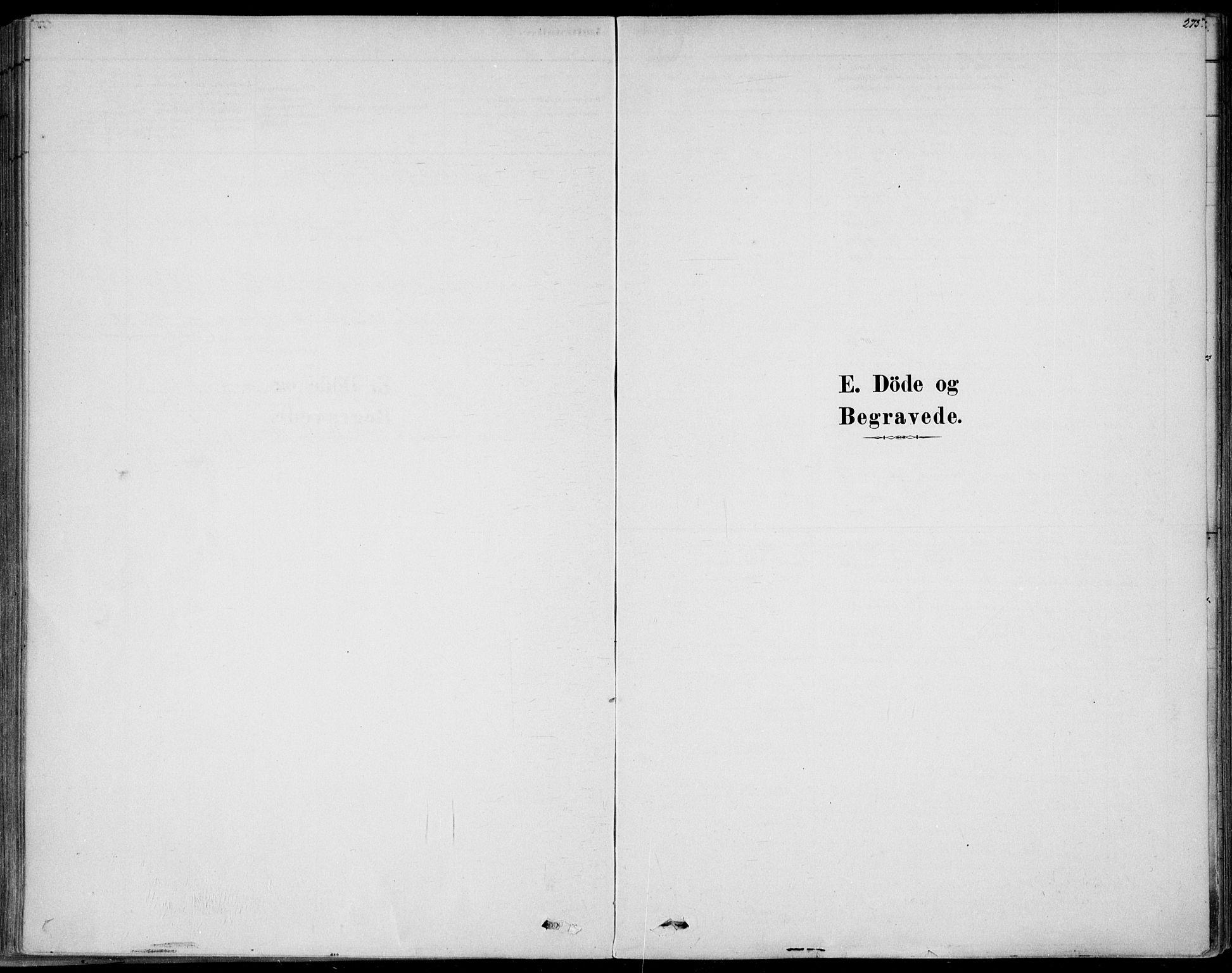 SAKO, Sem kirkebøker, F/Fb/L0004: Ministerialbok nr. II 4, 1878-1891, s. 275