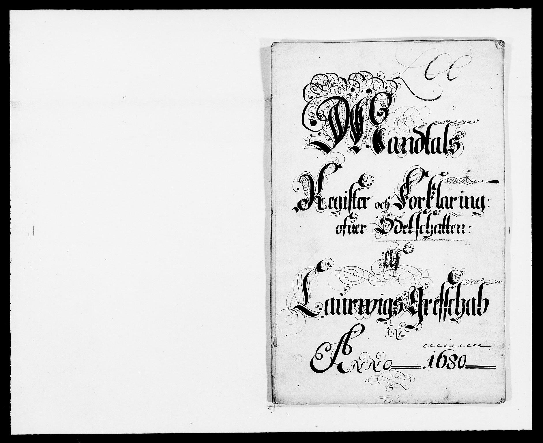 RA, Rentekammeret inntil 1814, Reviderte regnskaper, Fogderegnskap, R33/L1968: Fogderegnskap Larvik grevskap, 1675-1687, s. 379