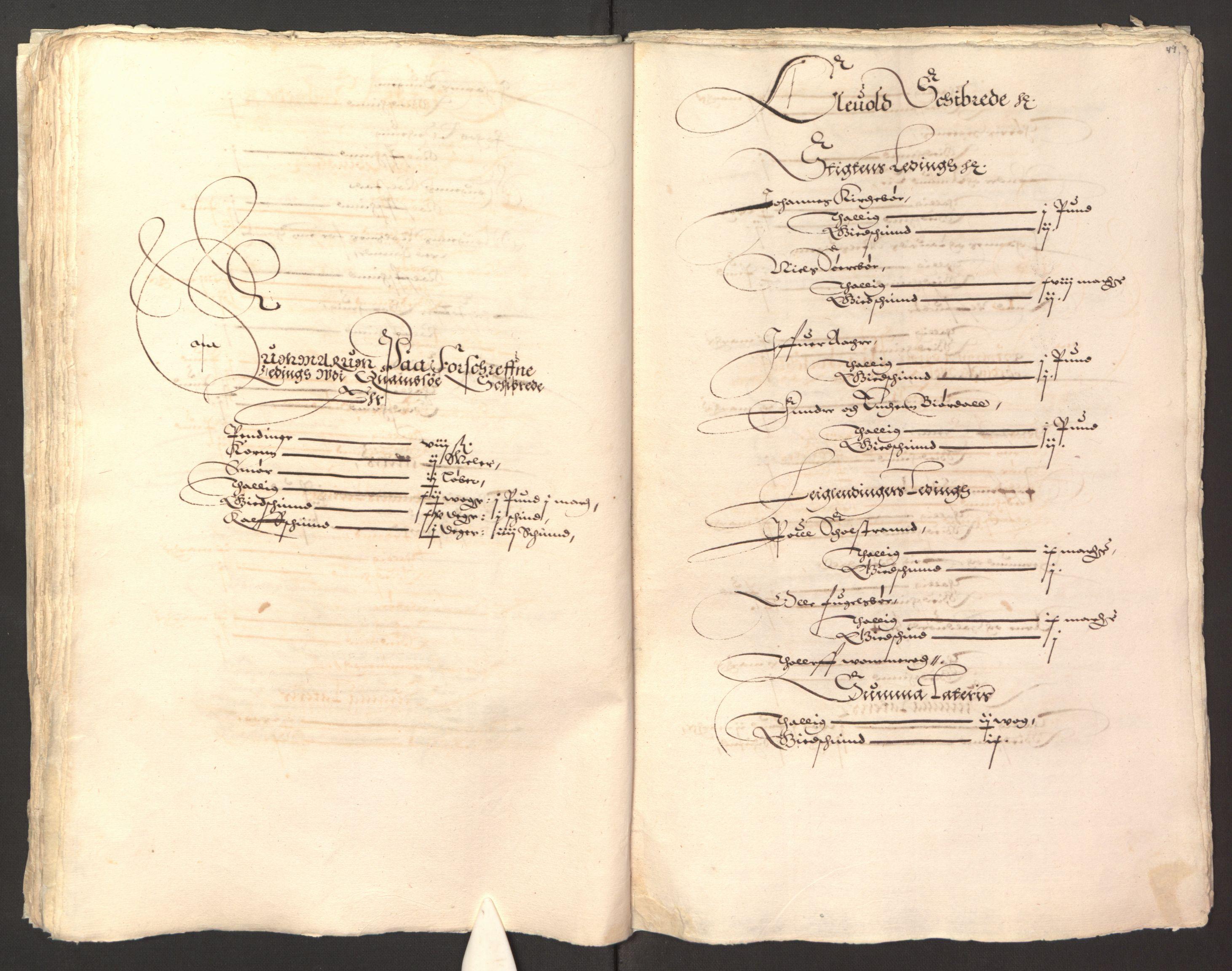 RA, Stattholderembetet 1572-1771, Ek/L0003: Jordebøker til utlikning av garnisonsskatt 1624-1626:, 1624-1625, s. 165